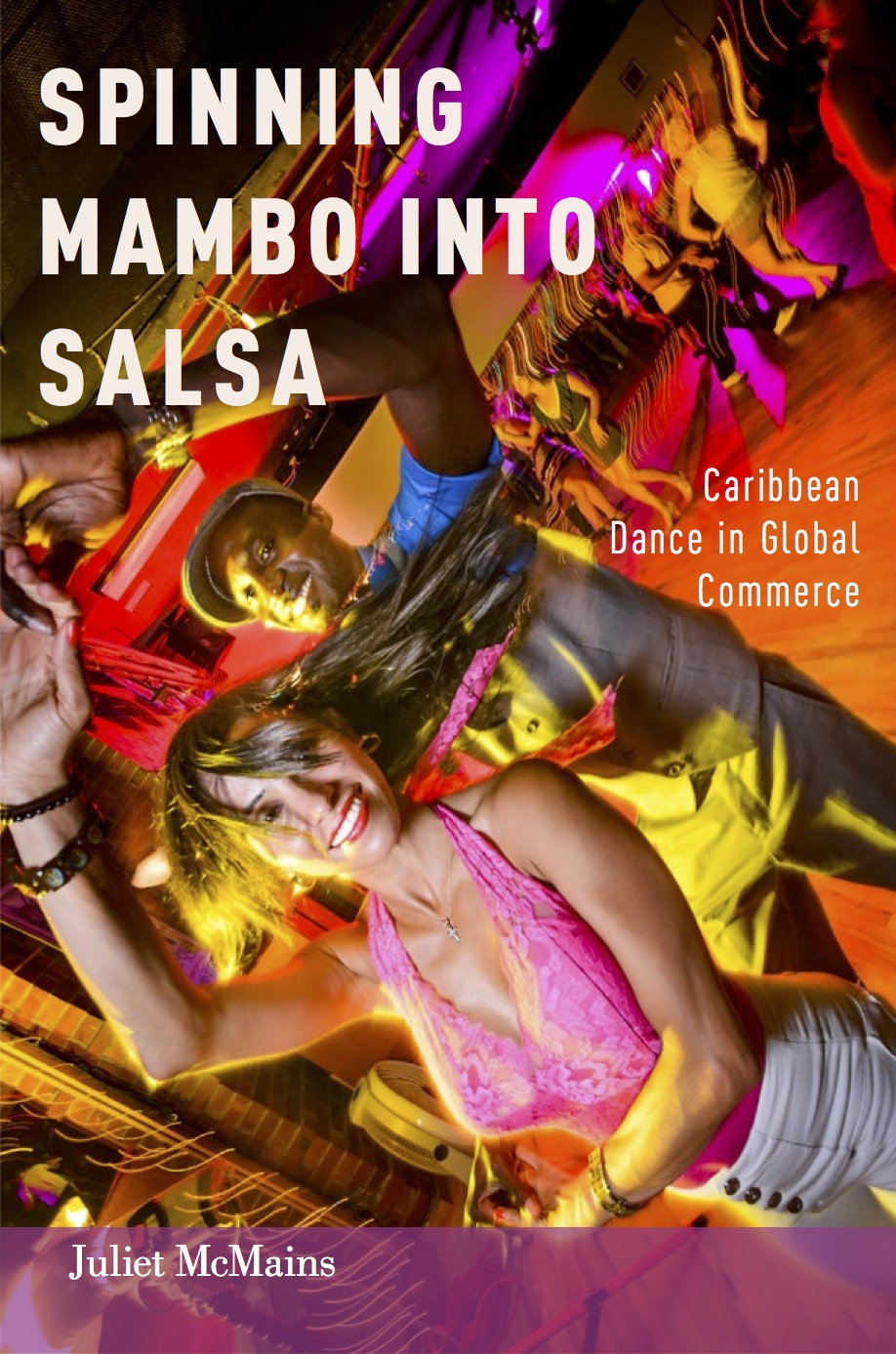 - This history of salsa dance in New York, Los Angeles, and Miami examines how commercialized salsa in the 1990s departed from 1950s mambo. Based on over 100 oral history interviews, archival research, and ethnographic participant observation, the book is rich with quotes from practitioners.