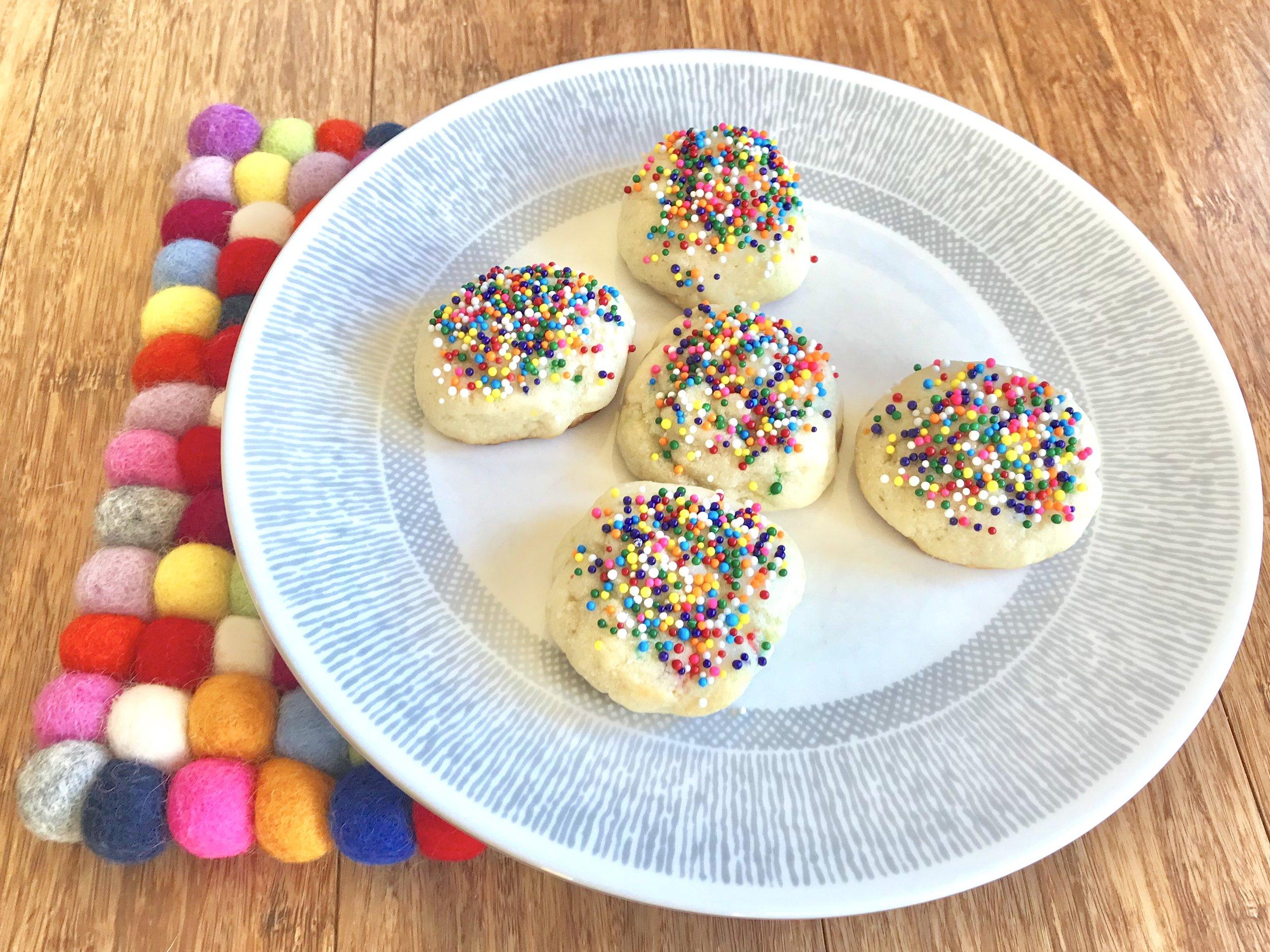 Grandma Marie's Italian Ricotta Cookie Recipe | Voyager's Table
