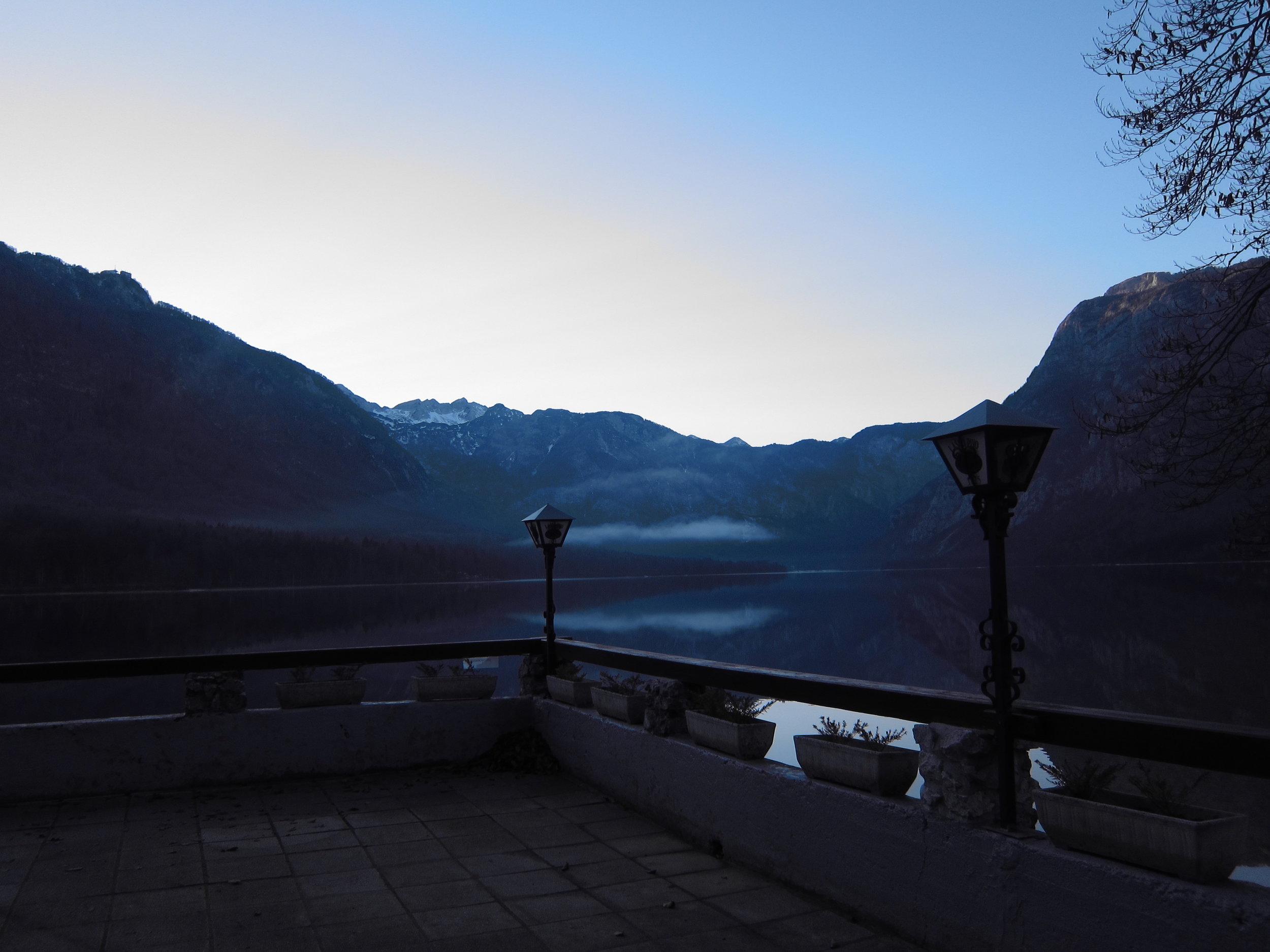 Lake Bohinj 3