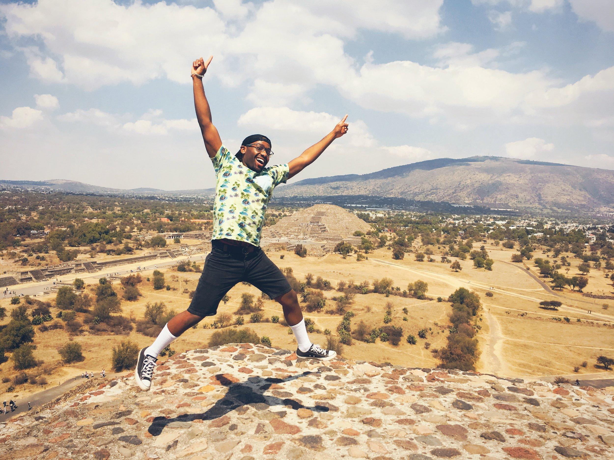 Aztec Jump