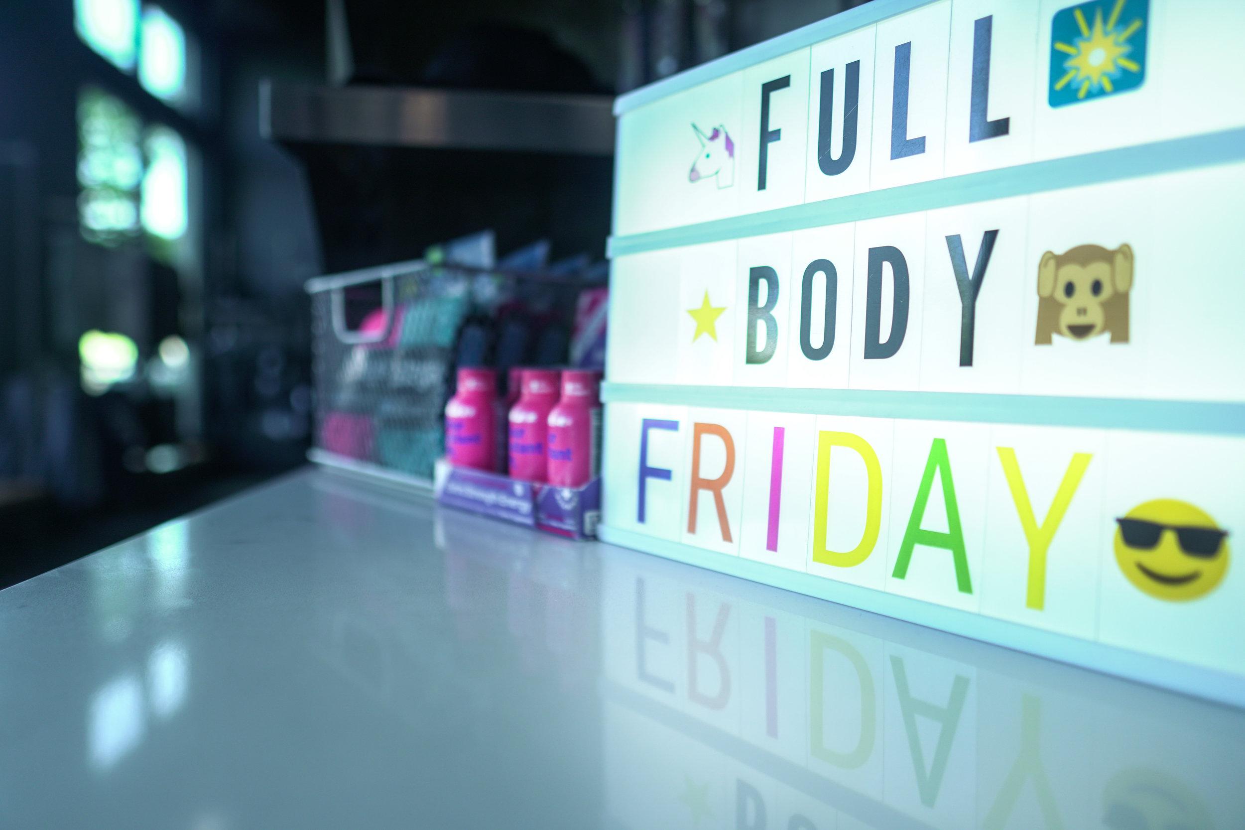 Full Body Friday