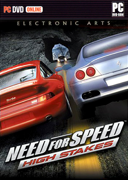 Need For Speed: High Stakes (1999). UI Designer, Windows PC.