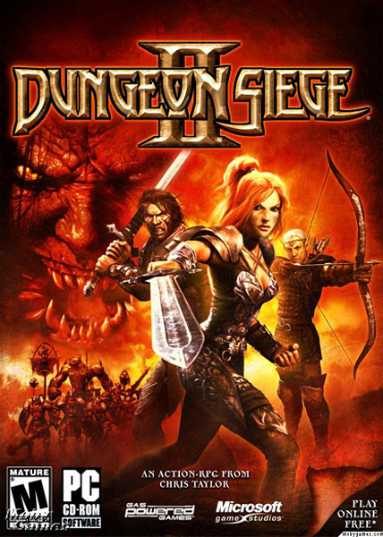 Dungeon Siege II (Gas Powered Games, 2005). Publishing Art Director, Windows PC.