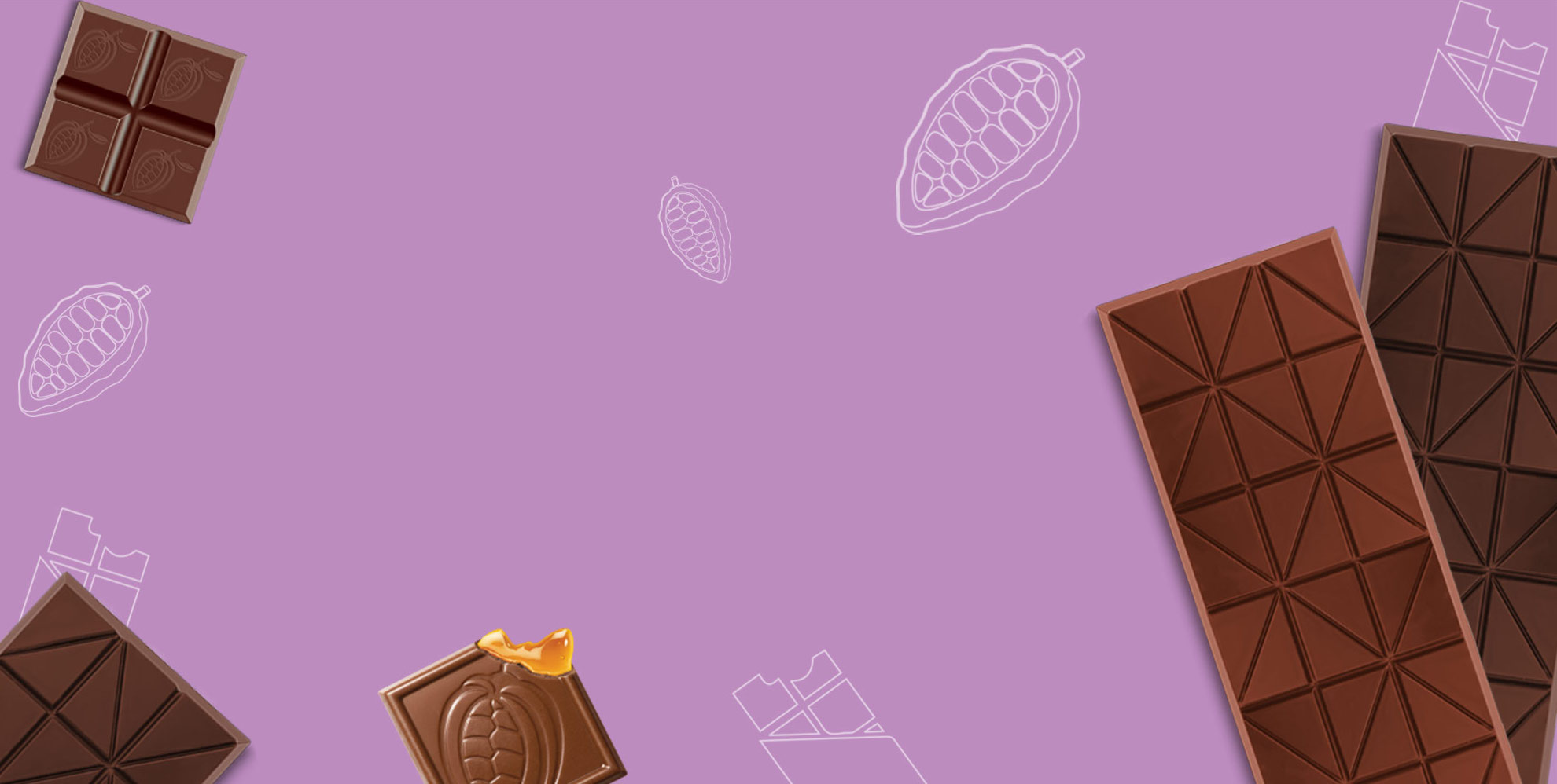 We're better - We're the chocolate your great grandmother would've made if she made chocolate.