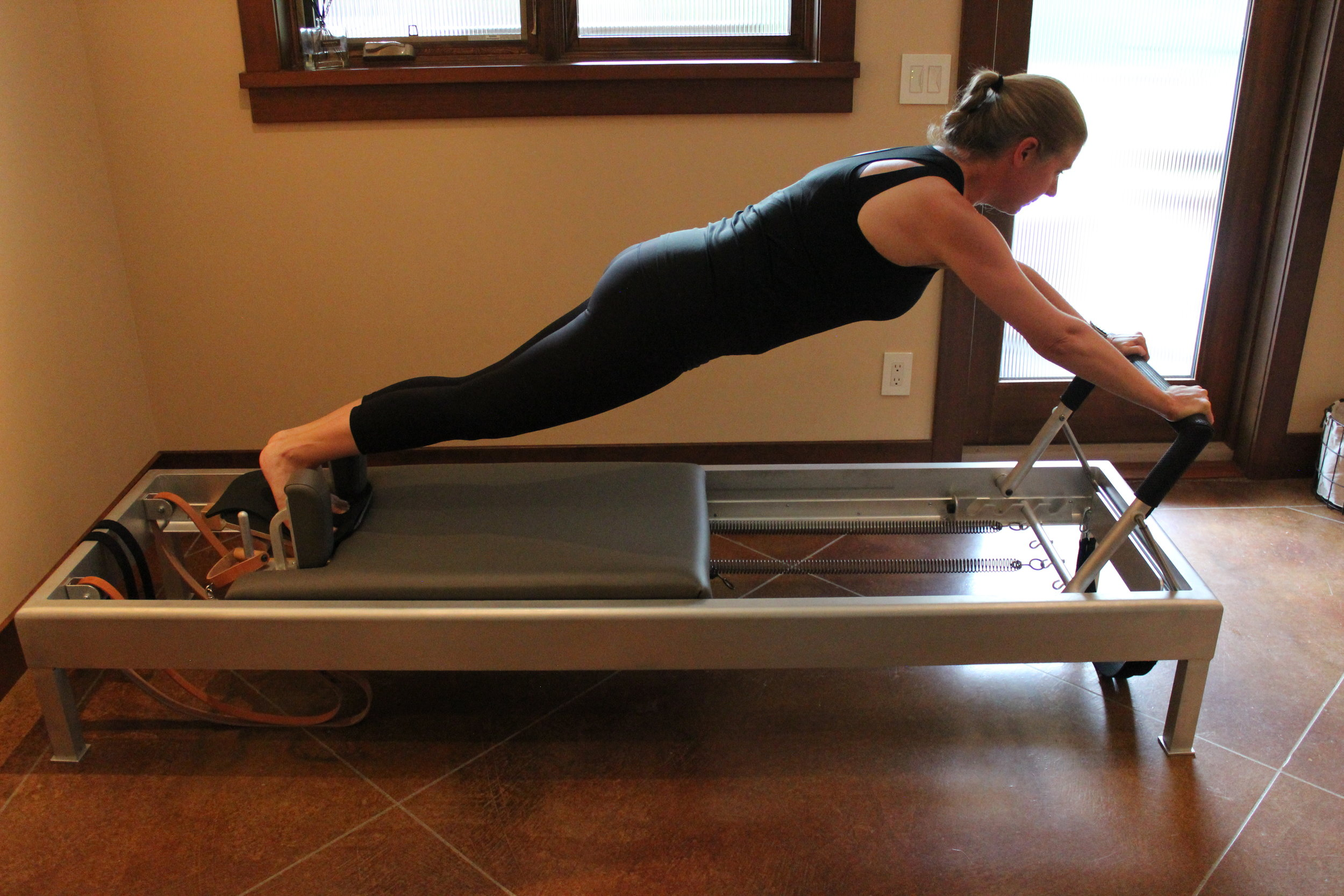 Reformer - Long Stretch (Part of Long Stretch Series)