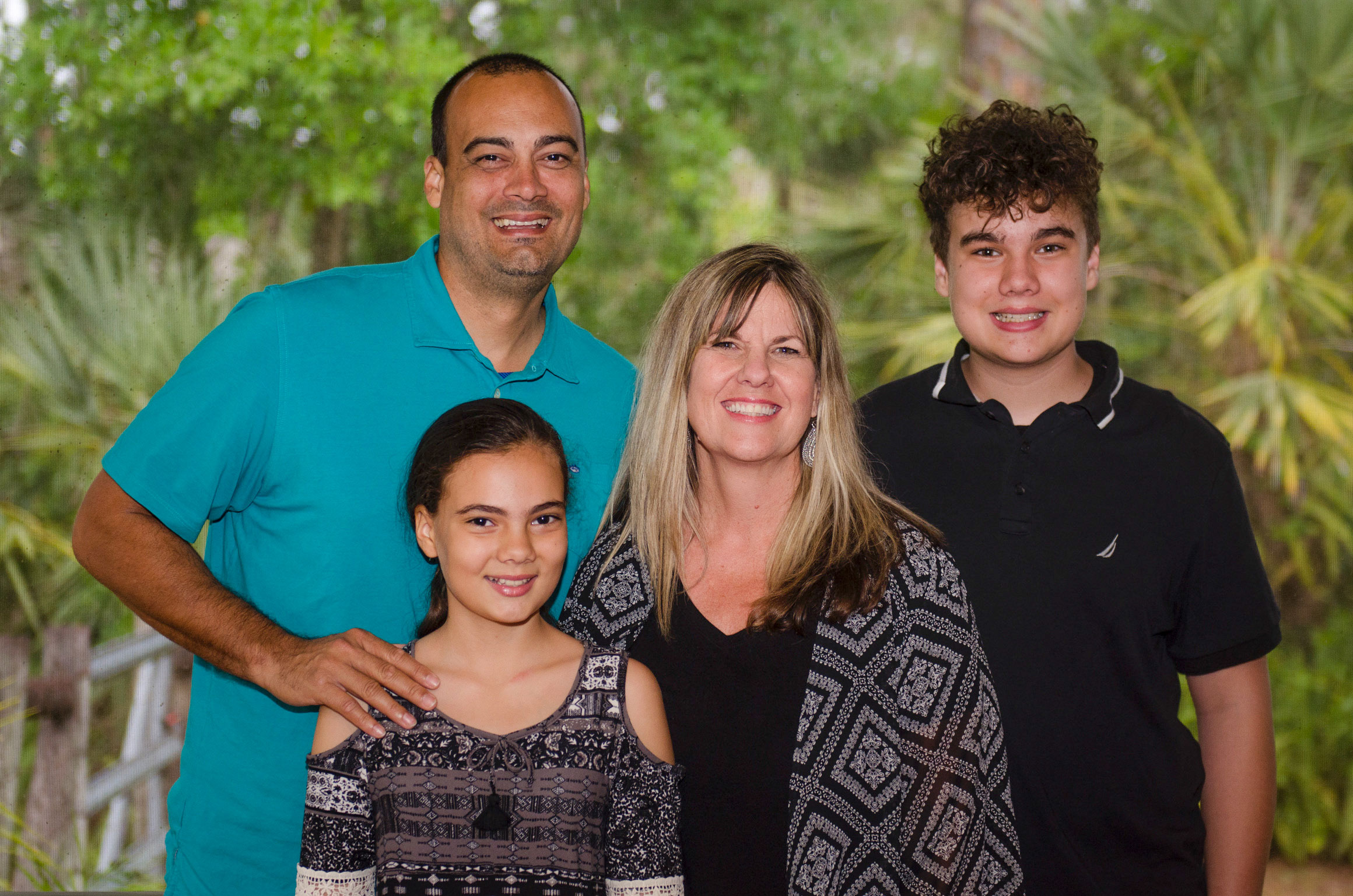 Pastor Chris Tress & His Family