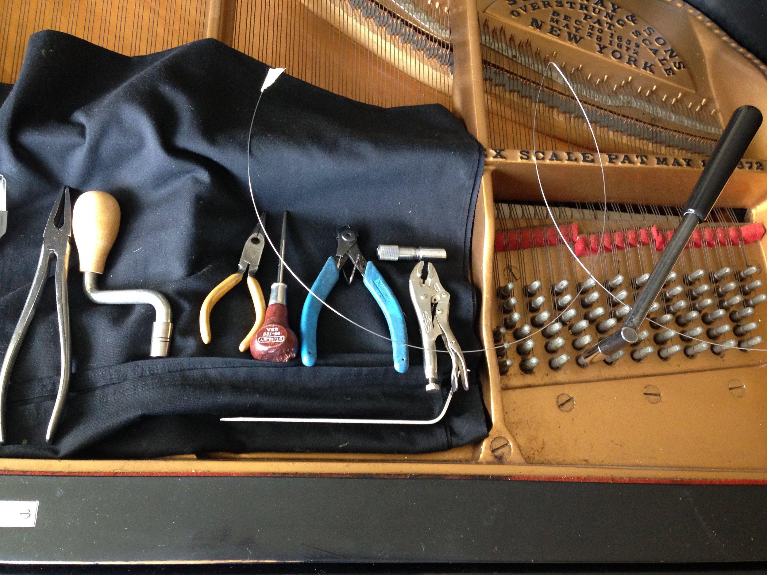 ...replacing strings...