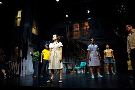 The House on Mango Street , Steppenwolf Theatre Company