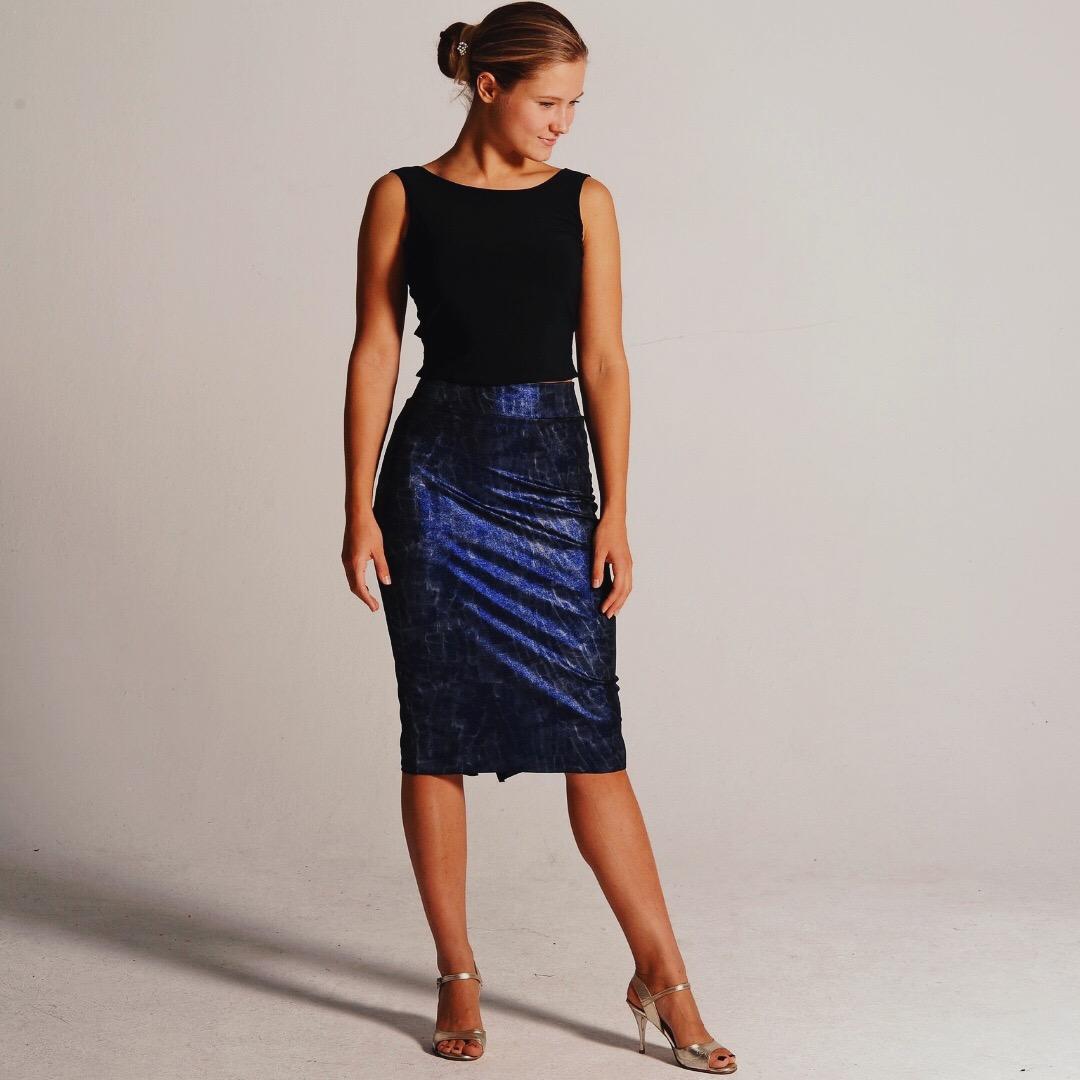 metallic_blue_pencil_skirt_CLARA.JPG