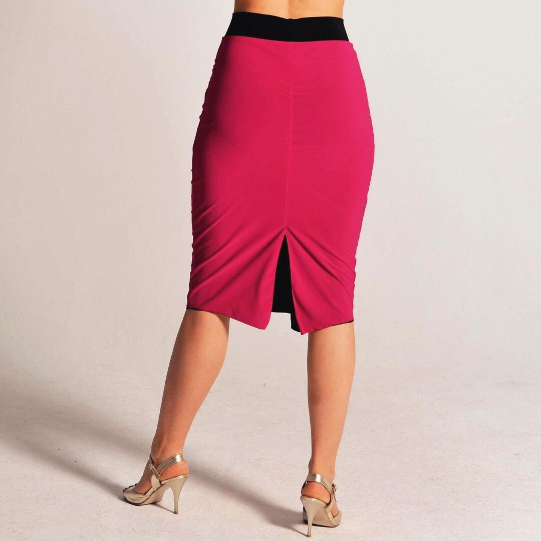 CLARA pink black tango skirt.JPG