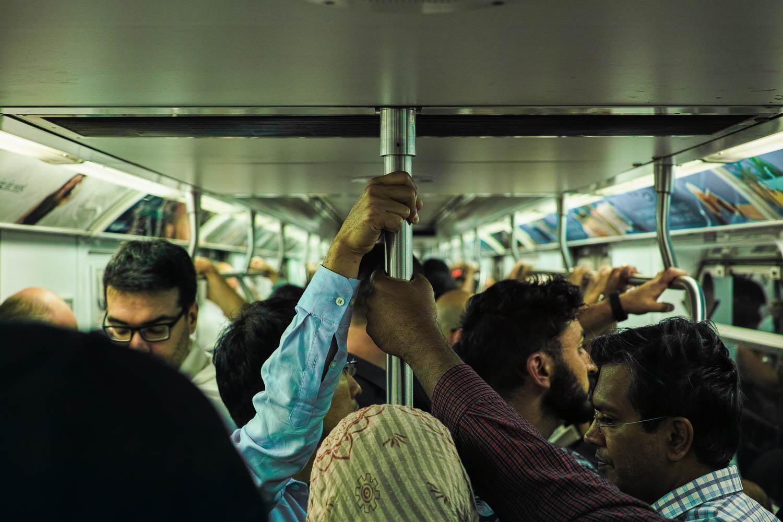 The 2 Train in Manhattan. Sigma DP2 Merrill, 1/60 f/2.8 ISO 200