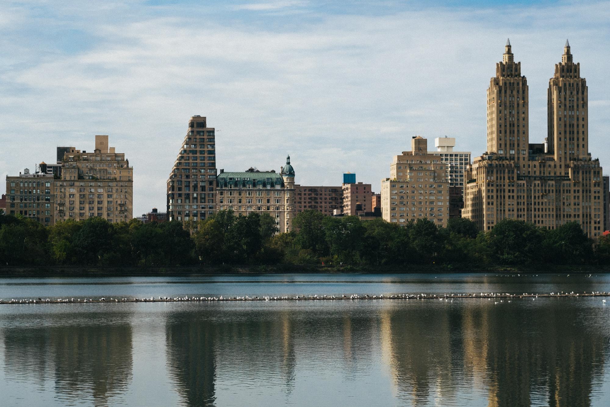 The Upper West Side of Manhattan. Fuji X-Pro 2, Helios 44-4.
