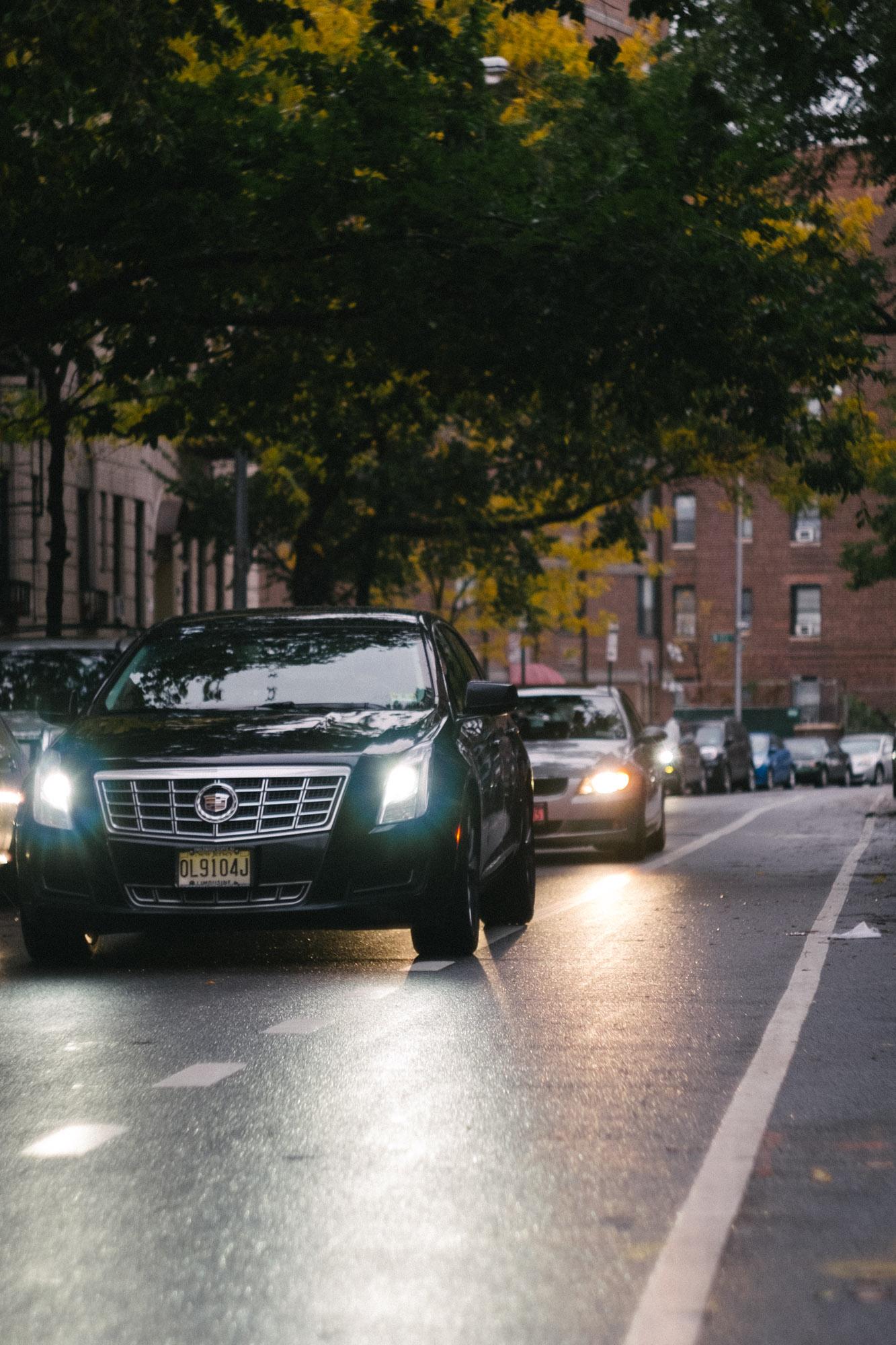 Cars on Haven Avenue. Fuji X-pro1,Helios 44-4.