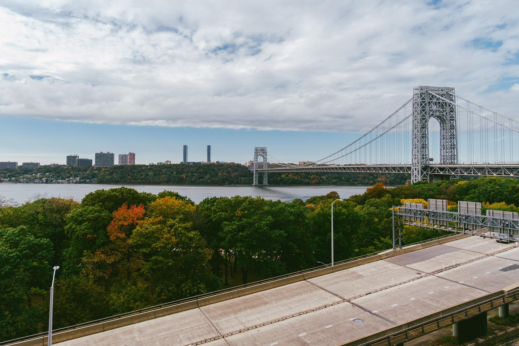 Cityscape in Washington Heights, Manhattan. Fuji X-pro1, 12mm Rokinon 12mm f/2.