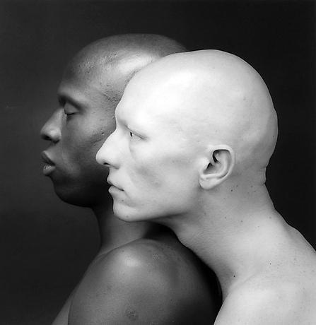Ken Moody and Robert Sherman, 1984 –Robert Mapplethorpe