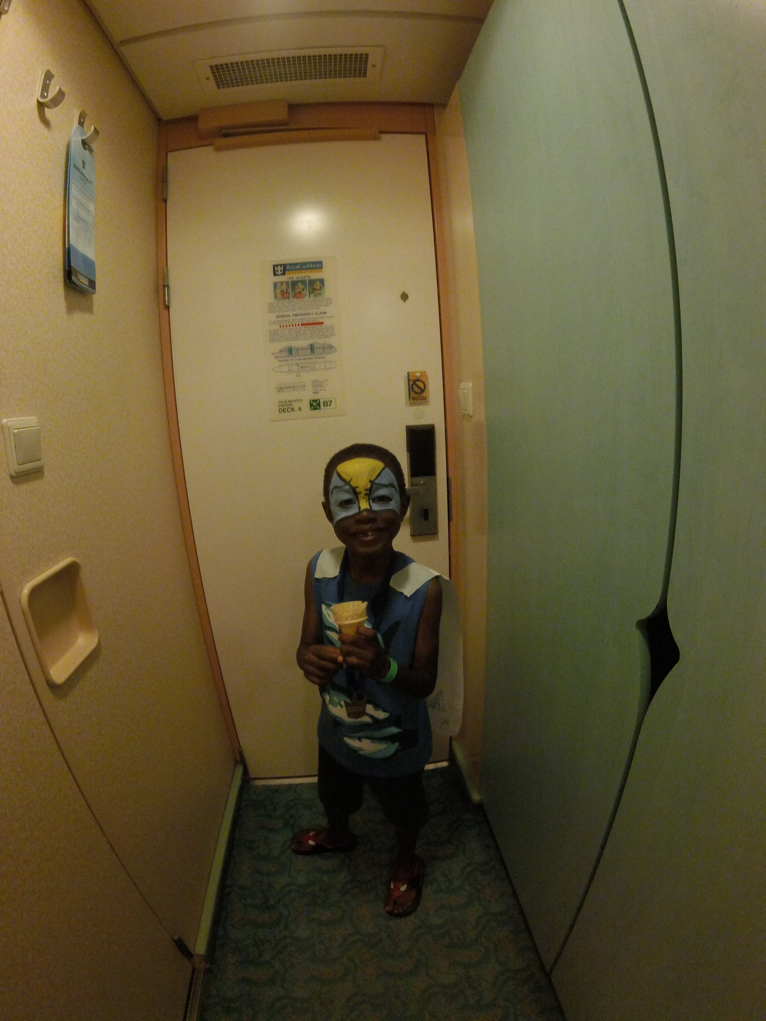 Cruise Ship Children's Program