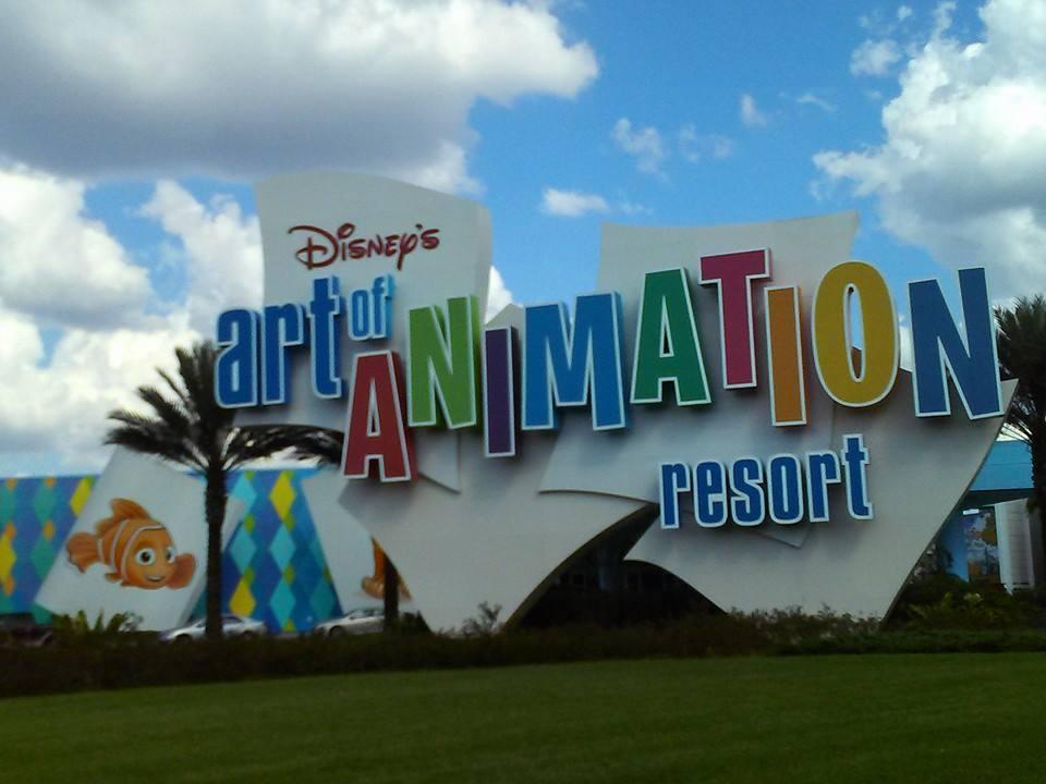Walt Disney World 2014