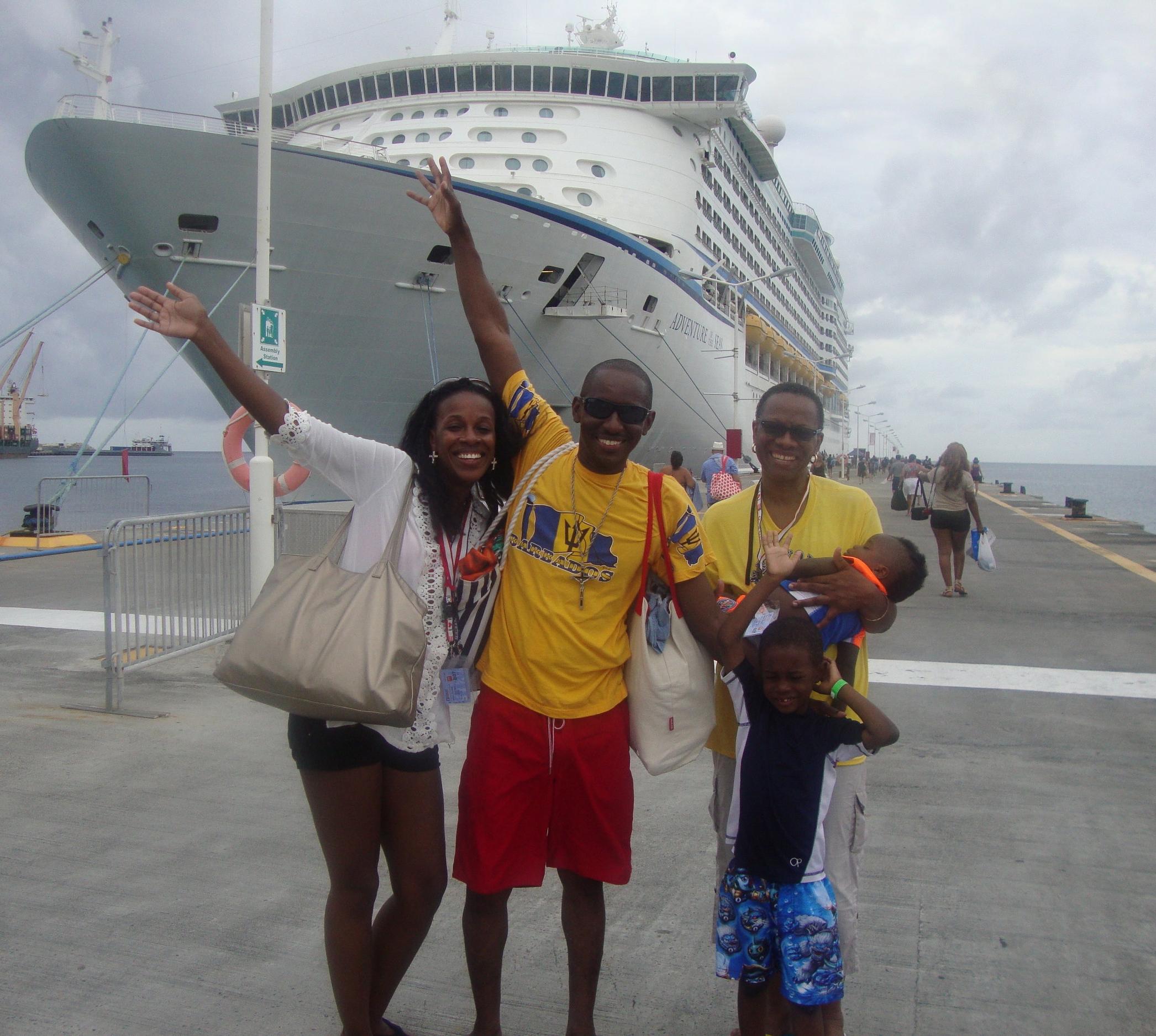 My Cruising Family!