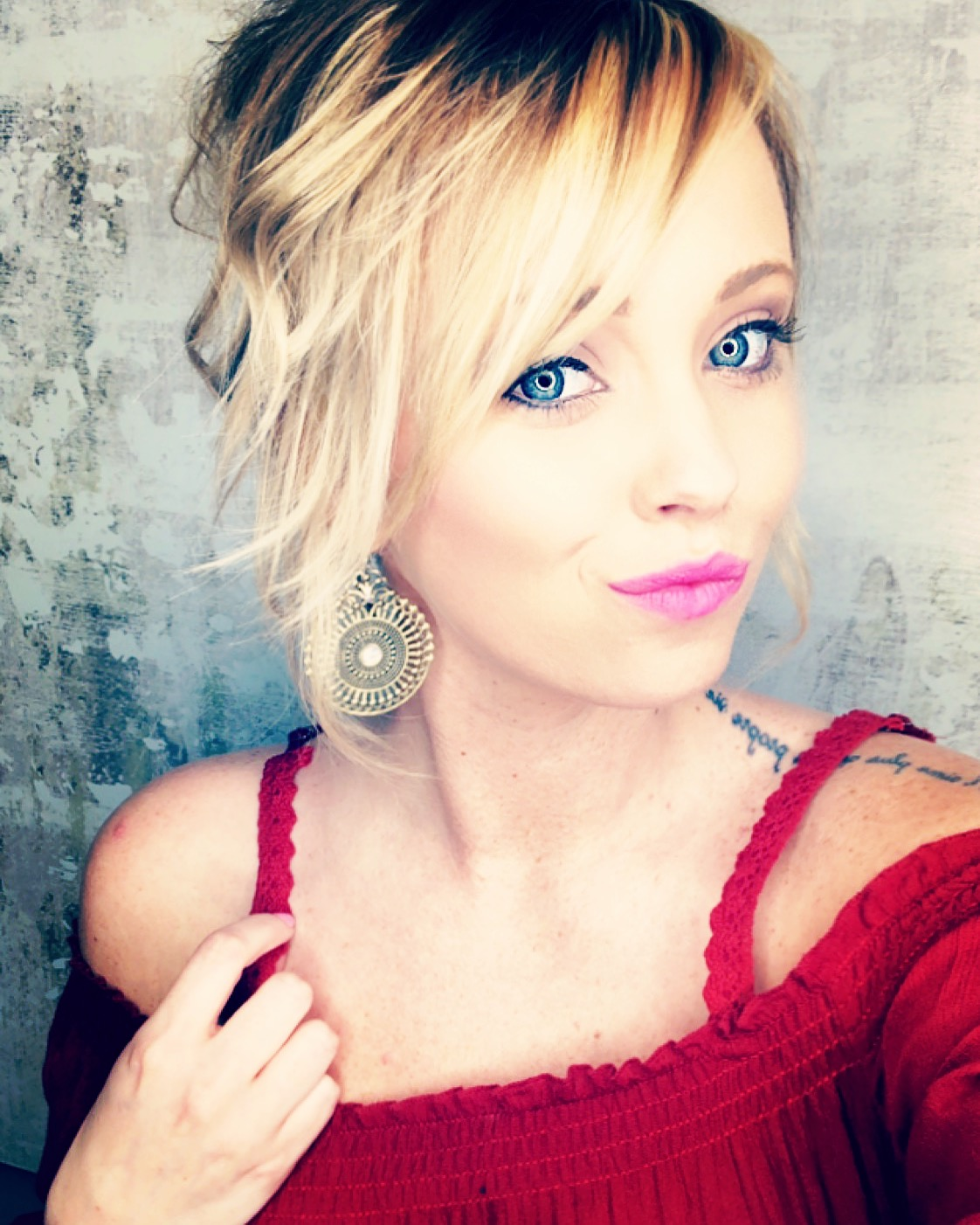 Stylist Jessica White 2019