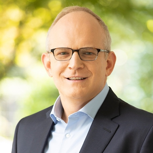 Erick Goss, CEO of Creative Trust