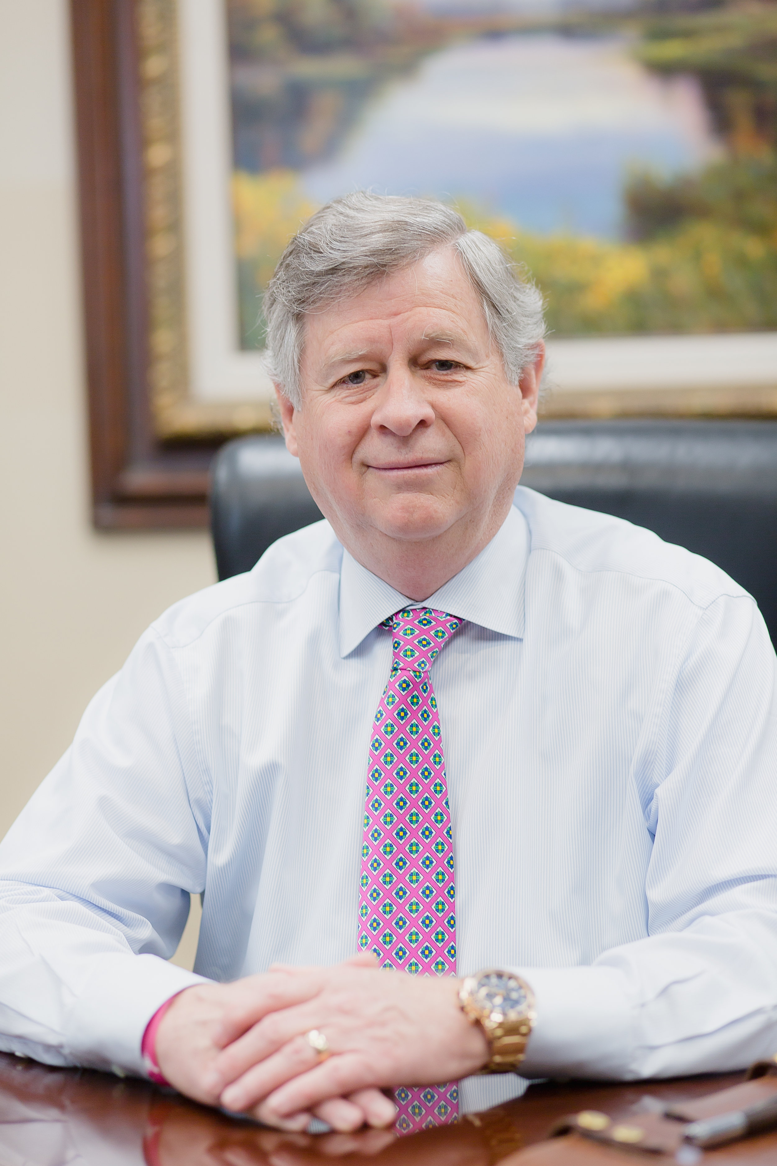 Bill Kenny, Founder and President of Kenny Pipe & Supply, Inc.