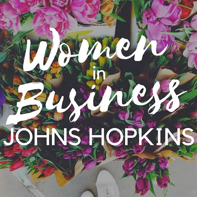 The Women in Business organization is excited for the 2018-2019 school year! We've elected a new exec board, planned some amazing events, and can't wait to meet our new members! #jhuwib