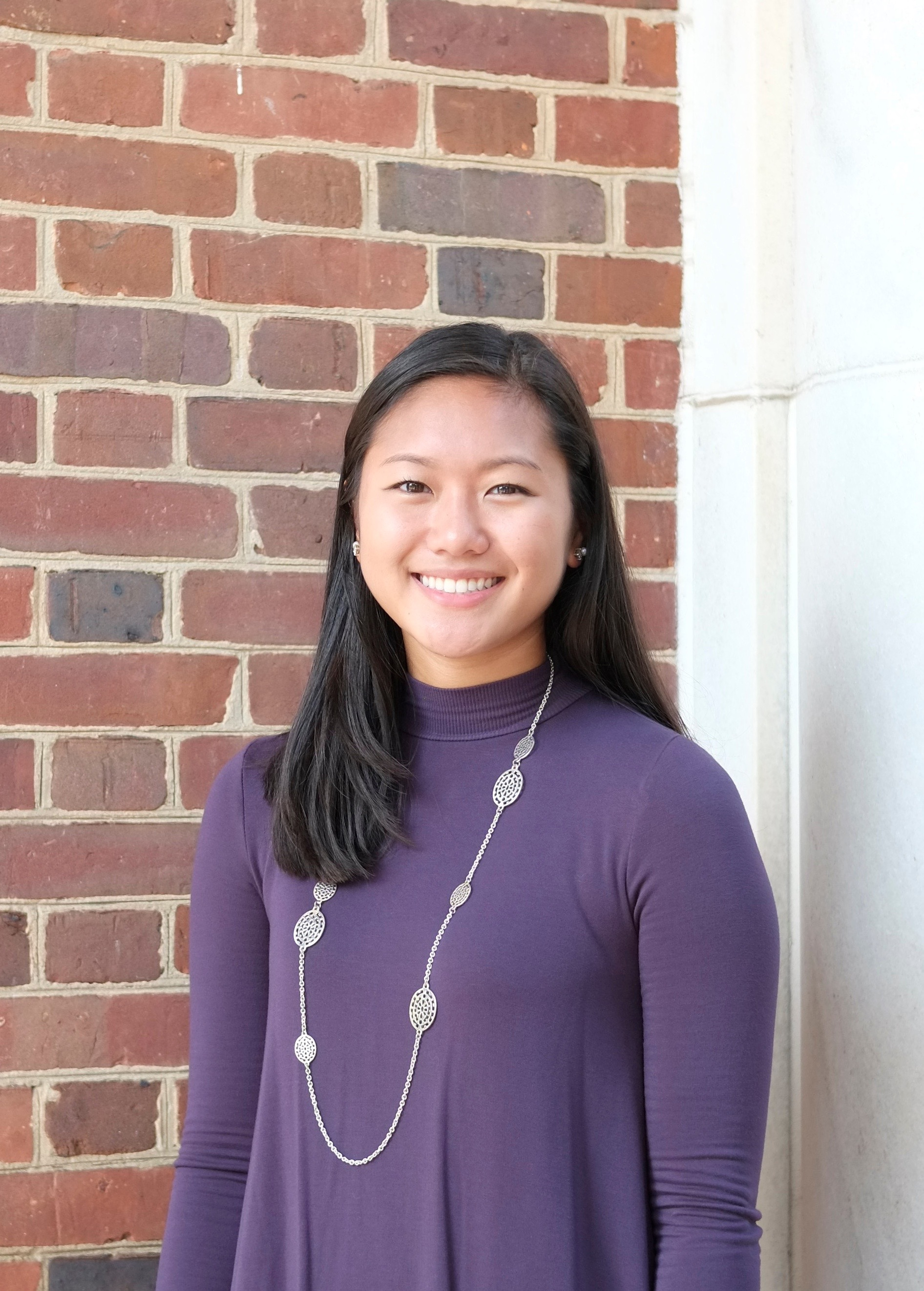 Vice-President: Rachel Yuh - Rachel Yuh is an Applied Math & Statistics major with a minor in Entrepreneurship & Management and Accounting & Financial Management in the class of 2020. She currently serves on the exec board of Women in Business as the Vice President, and has served as the Co-Public Relations Chair in the past. Outside of Women in Business, Rachel is involved in the Hopkins Hosting Society, Club Volleyball Team, Blue Key Society, and several other clubs on campus.