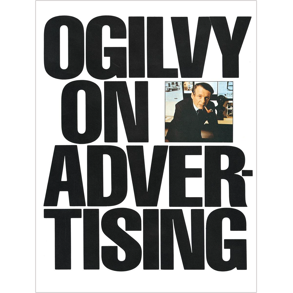 David Ogilvy is such a pro. His advertising is just as relevant today as it was in the 1950s. In this book, Ogilvy remarks on the best, most successful ad campaigns of his career, while you as the reader can see the ads themselves right on the page. Anyone interested in advertising should learn from this book.