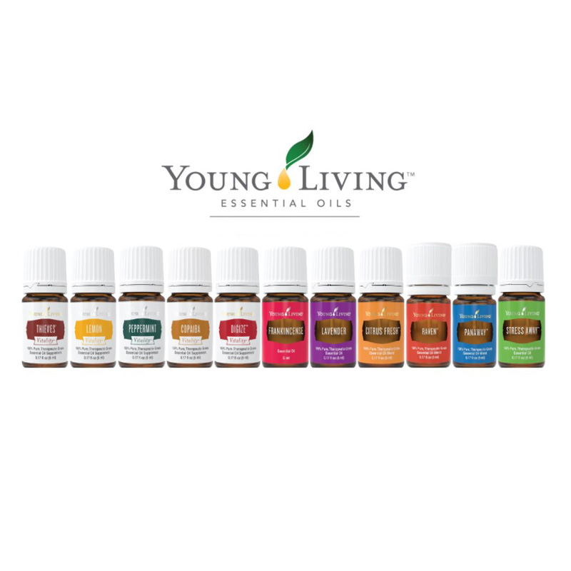 Young Living Essential Oils - For relaxation and sleep, anxiety and depression symptoms. Learn More