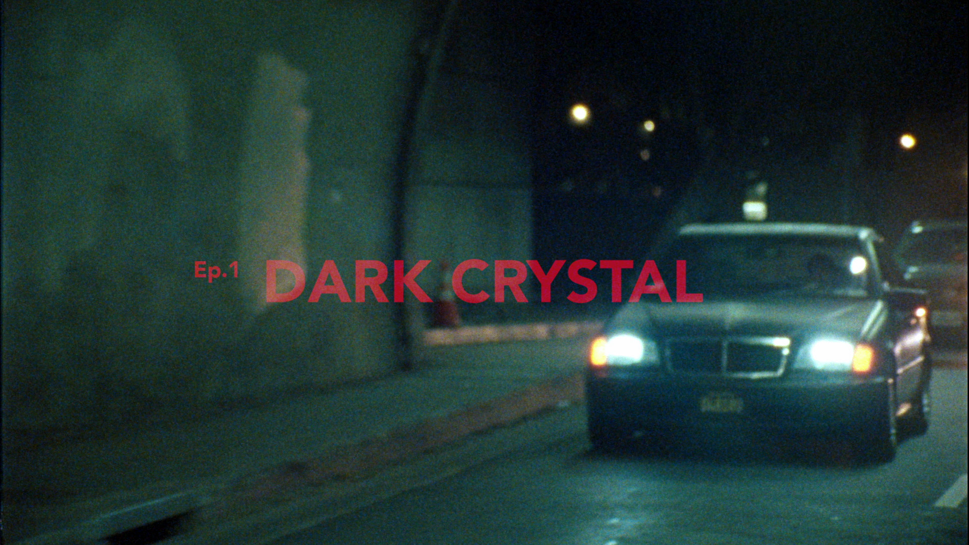 Ep 1 : Dark Crystal