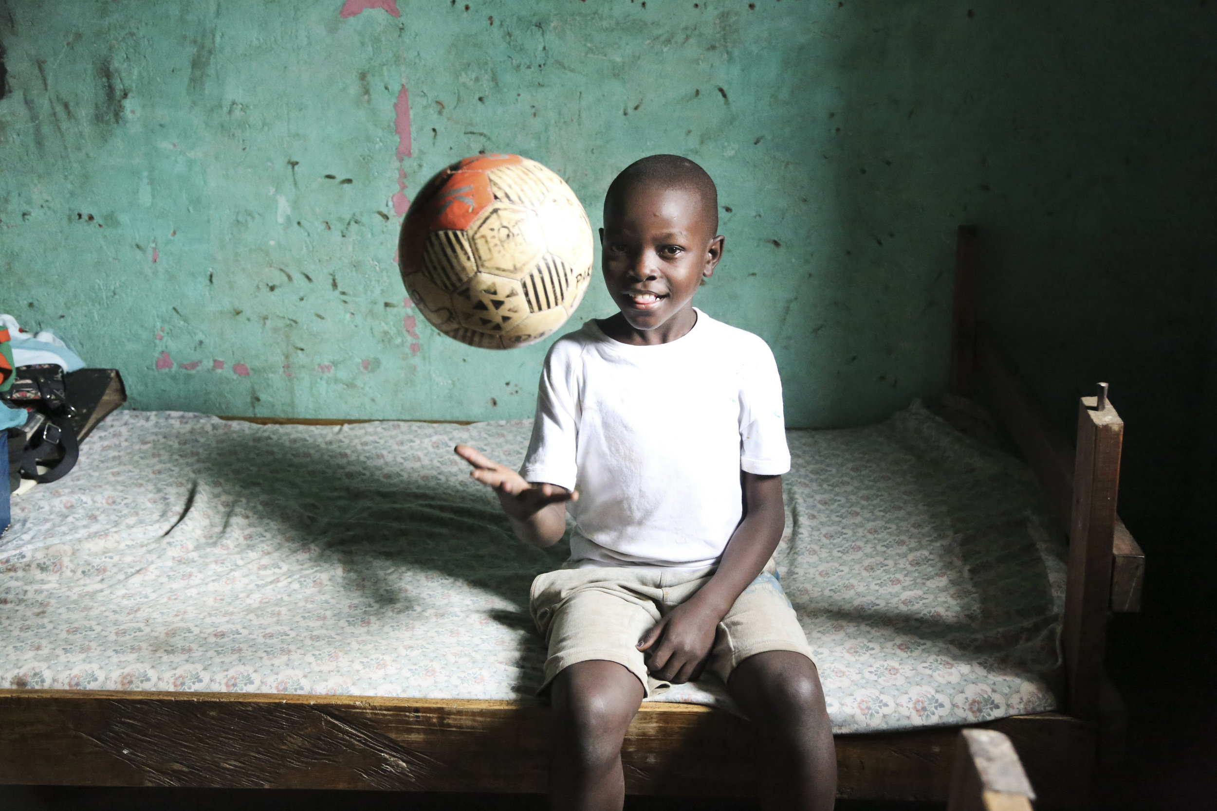 PARK in Uganda | Photo by Chelsea Dennison