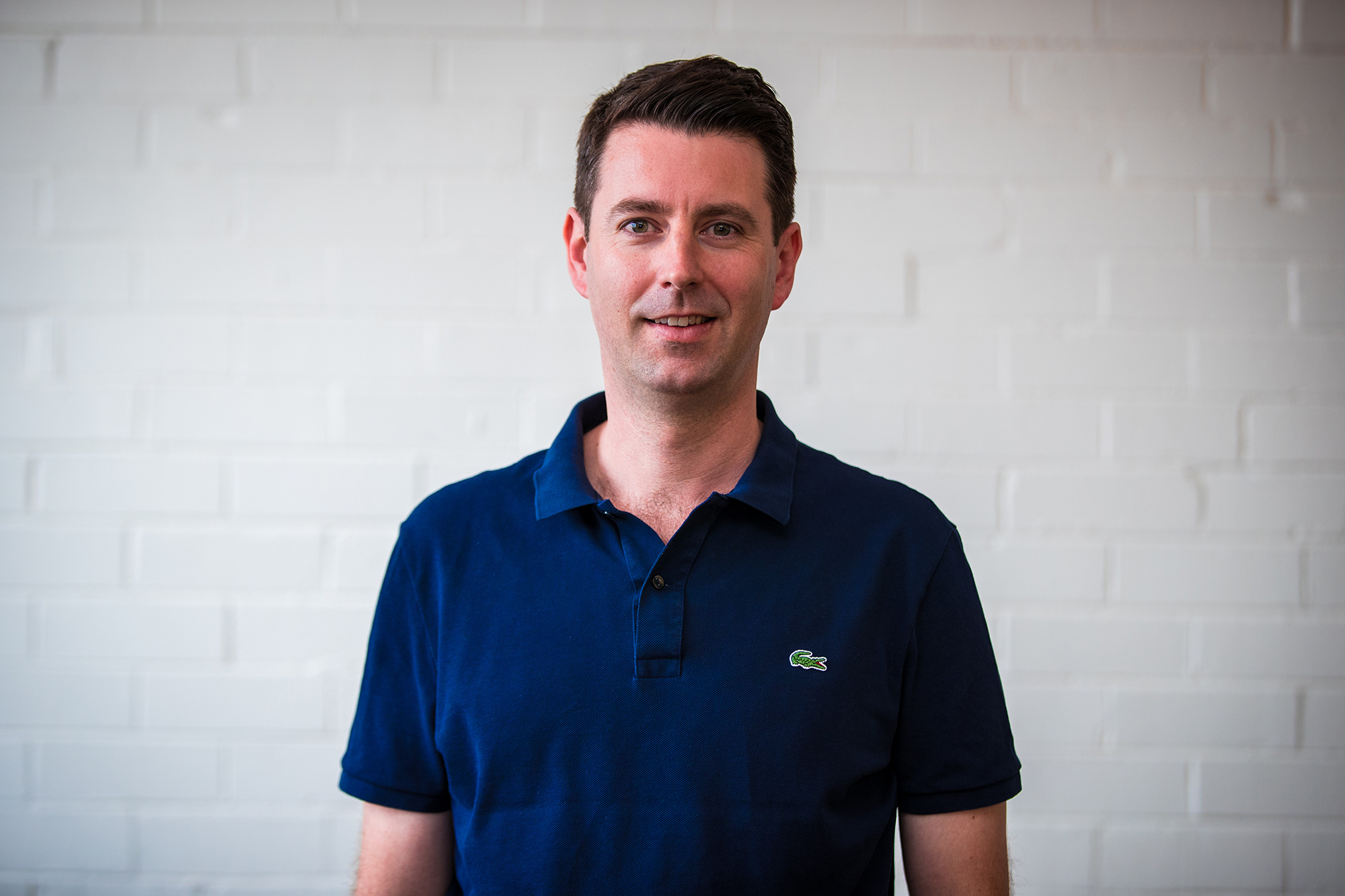 Matt Vitale, co-founder of Birchal