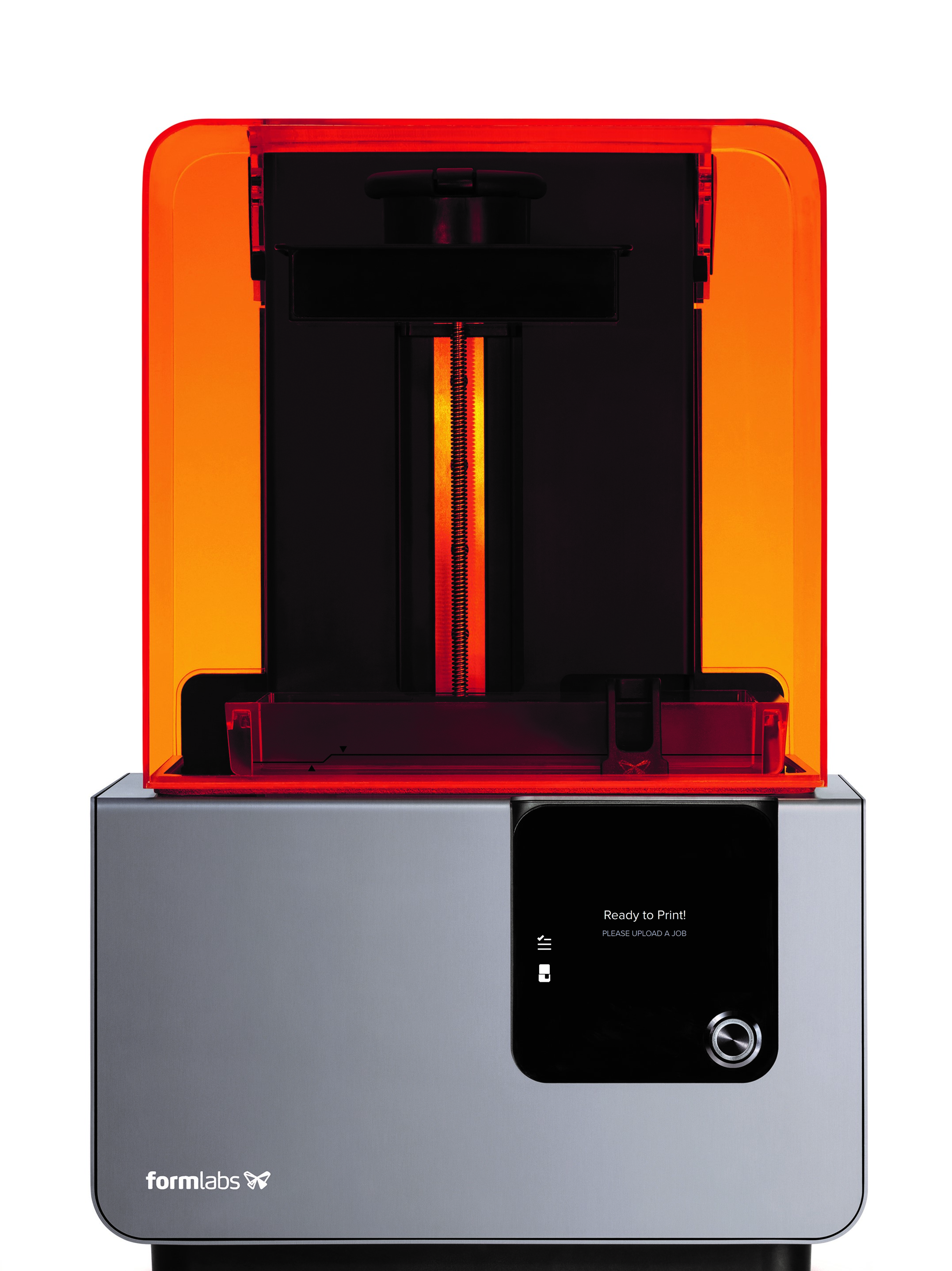 High resolution SLA 3D printers, like this one from Formlab, will be available at FAB9.