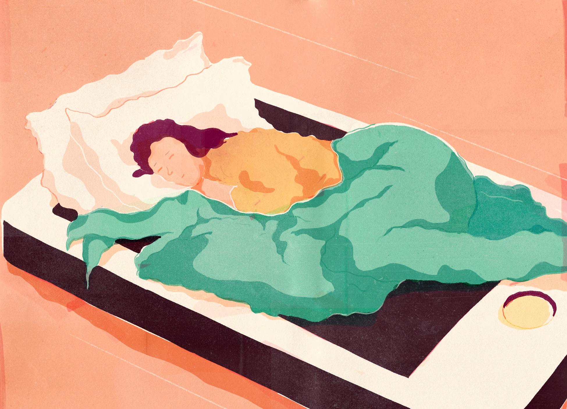 Illustrations by Pavel Mishkin.