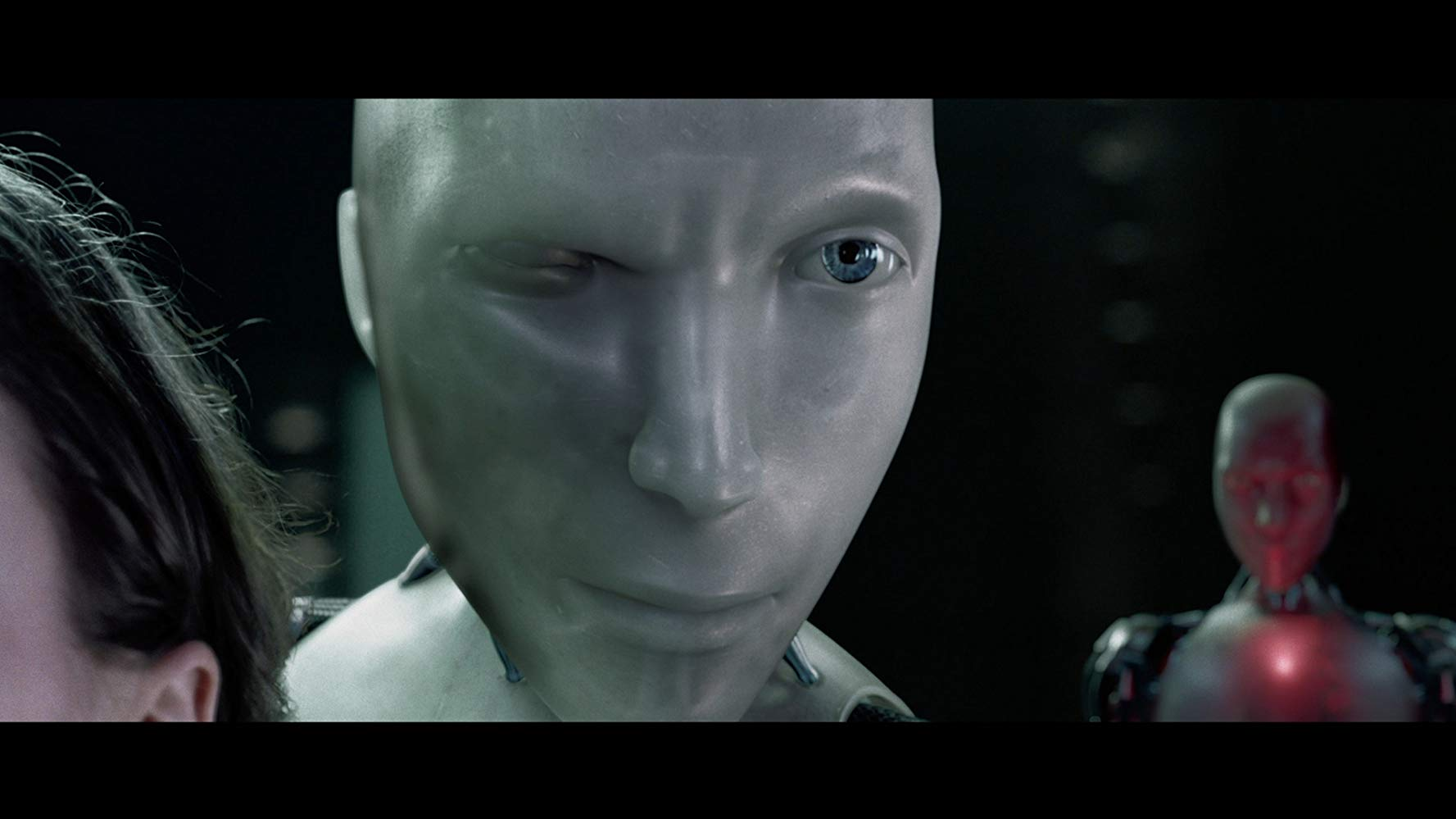 The 2014 sci-fi film 'I, Robot' was suggested by Isaac Asimov's short story collection of the same name.