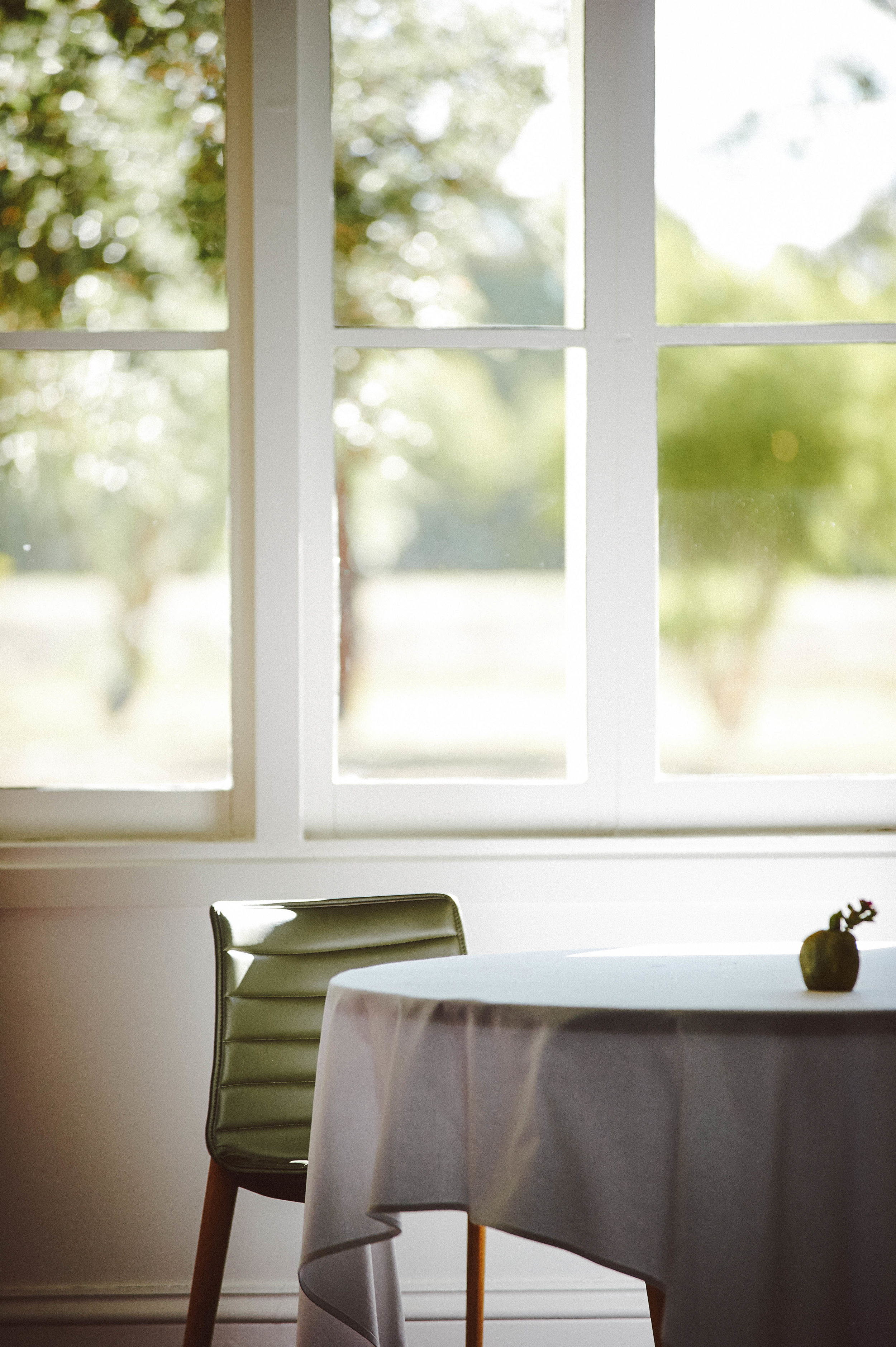 A seat at Brae's table. • Photo by Colin Page