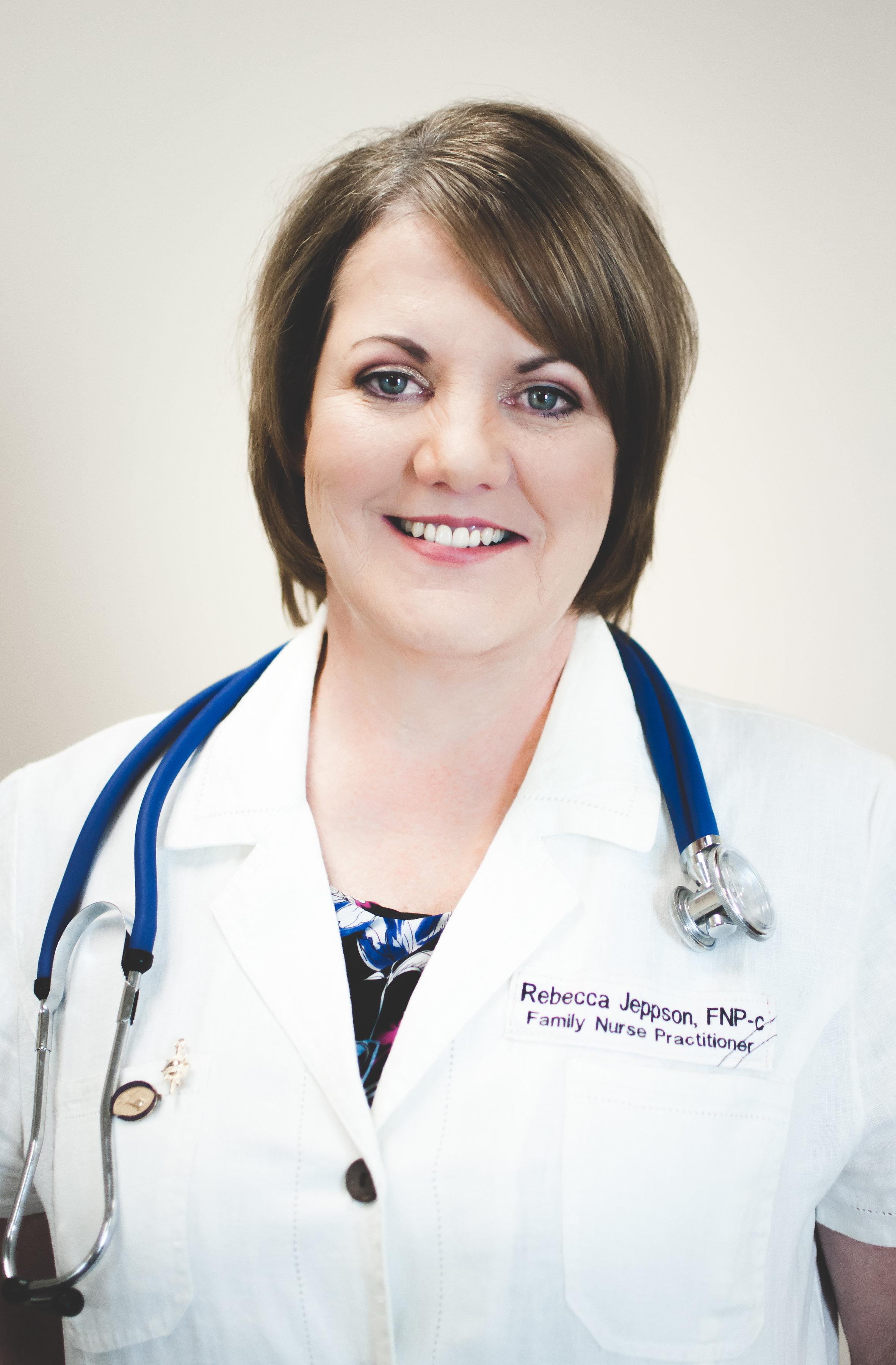 Rebecca Jeppson, FNP-C