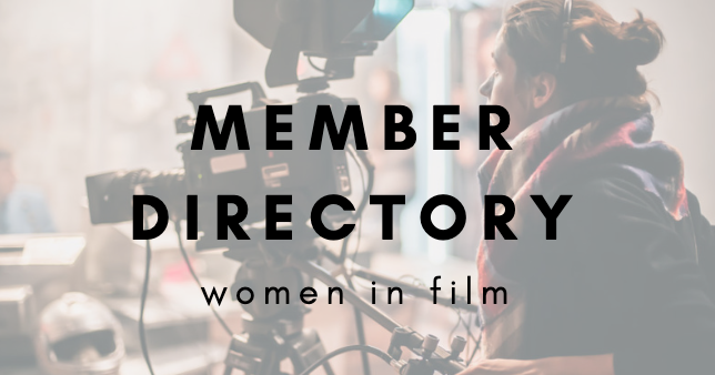 Member Directory - Looking for people to hire for your shoot? The WIF membership directory contains vetted professionals in the field. Check here for more information →