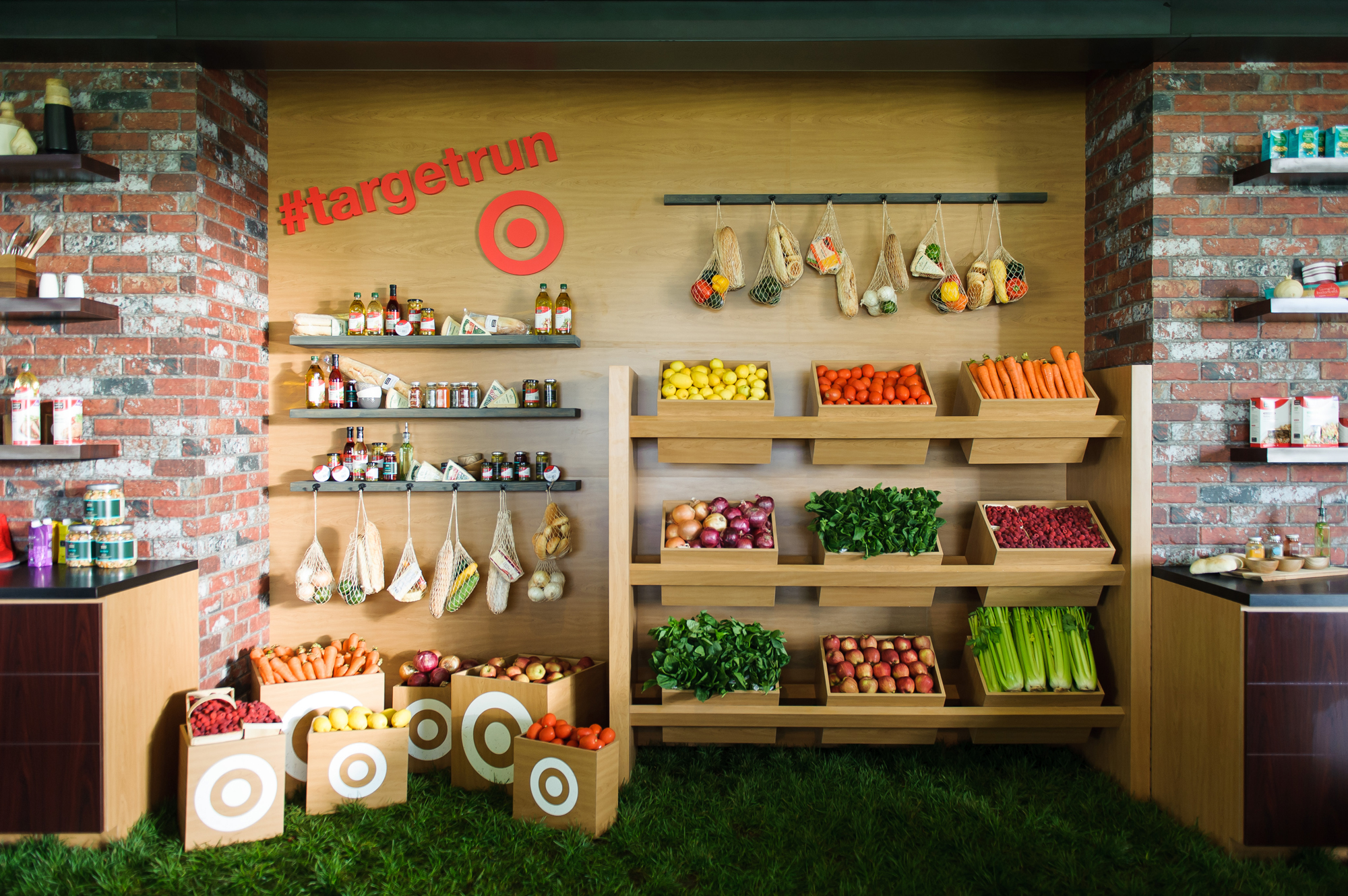 Amy Zaroff - Chicago Gourmet Booth for Target