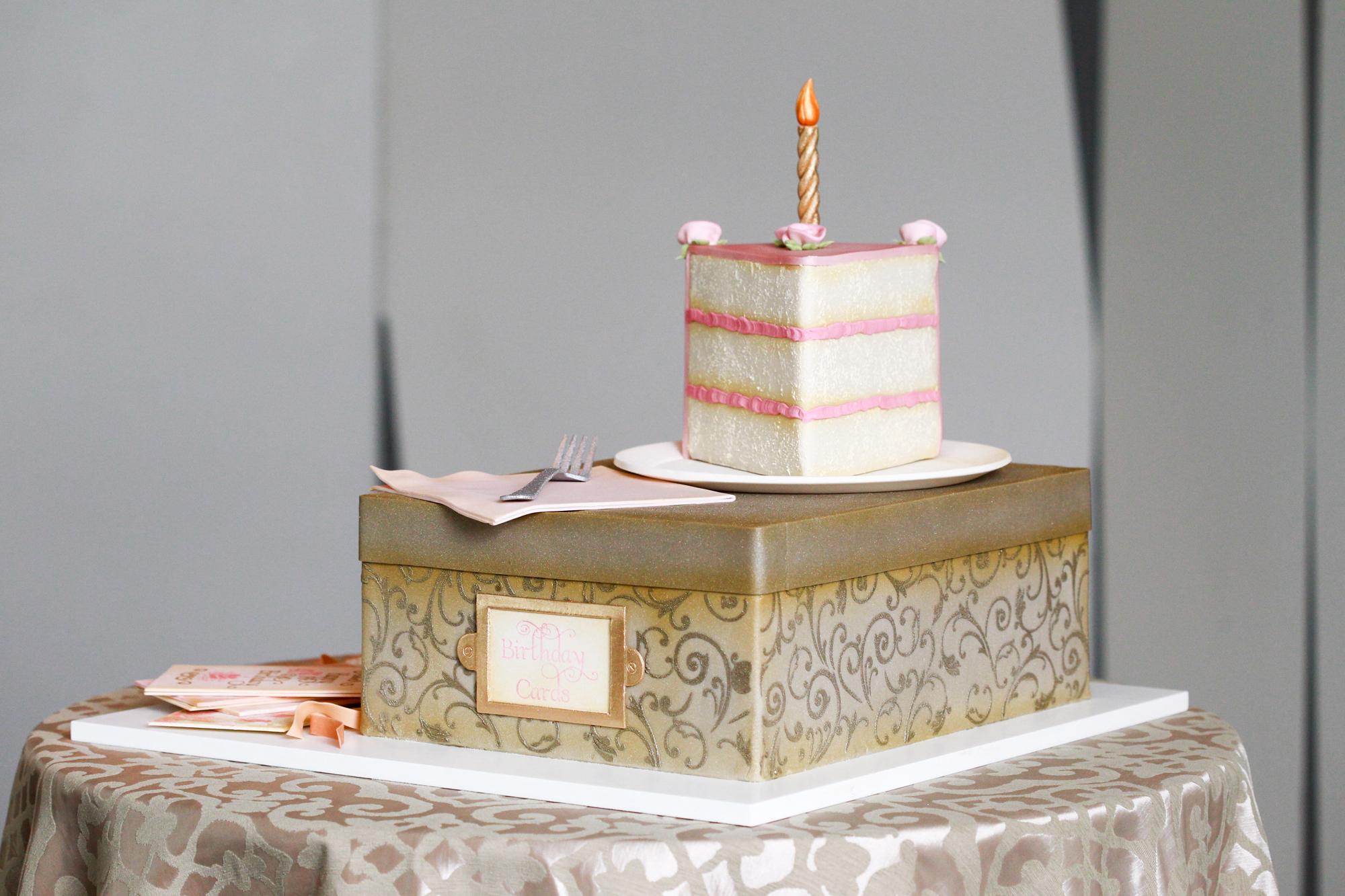 Amy Zaroff - Elegant 40th Birthday Party