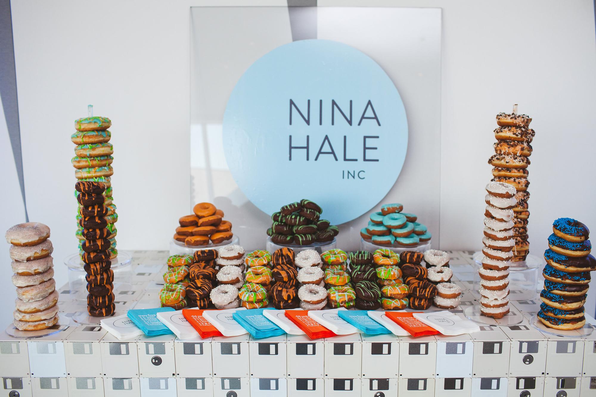 Amy Zaroff - Nina Hale Event