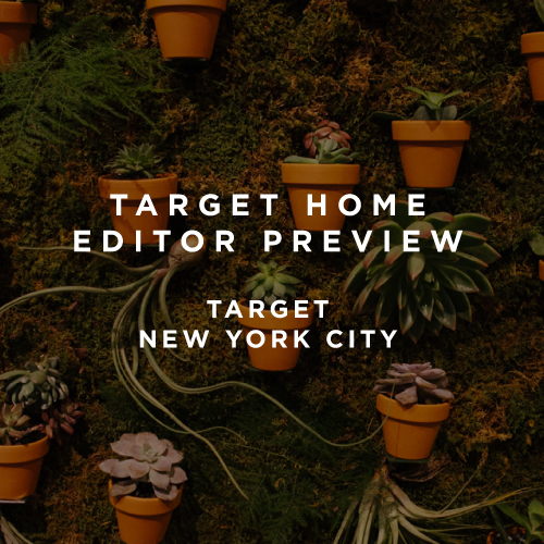 Amy Zaroff - Target Home Preview