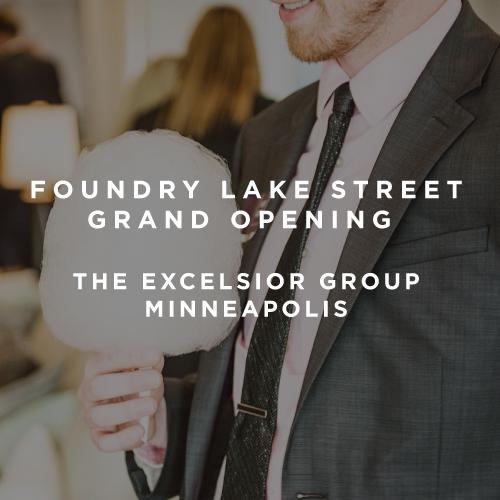 Amy Zaroff - Foundry Lake Street Grand Opening