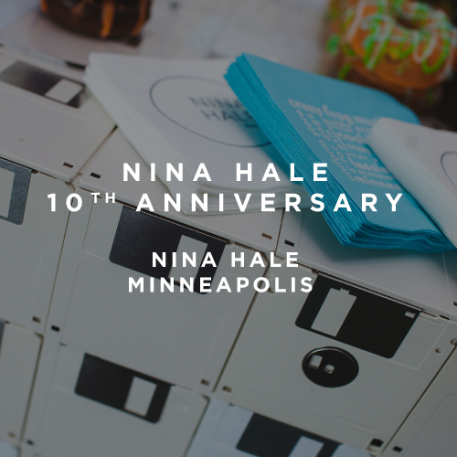 Amy Zaroff - Nina Hale Anniversary