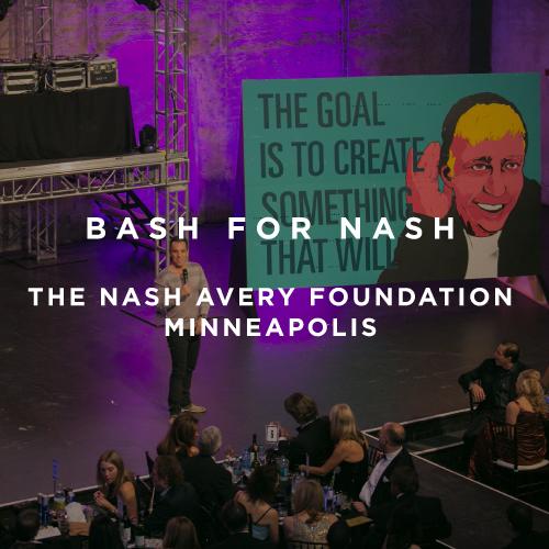 Amy Zaroff - Bash for Nash