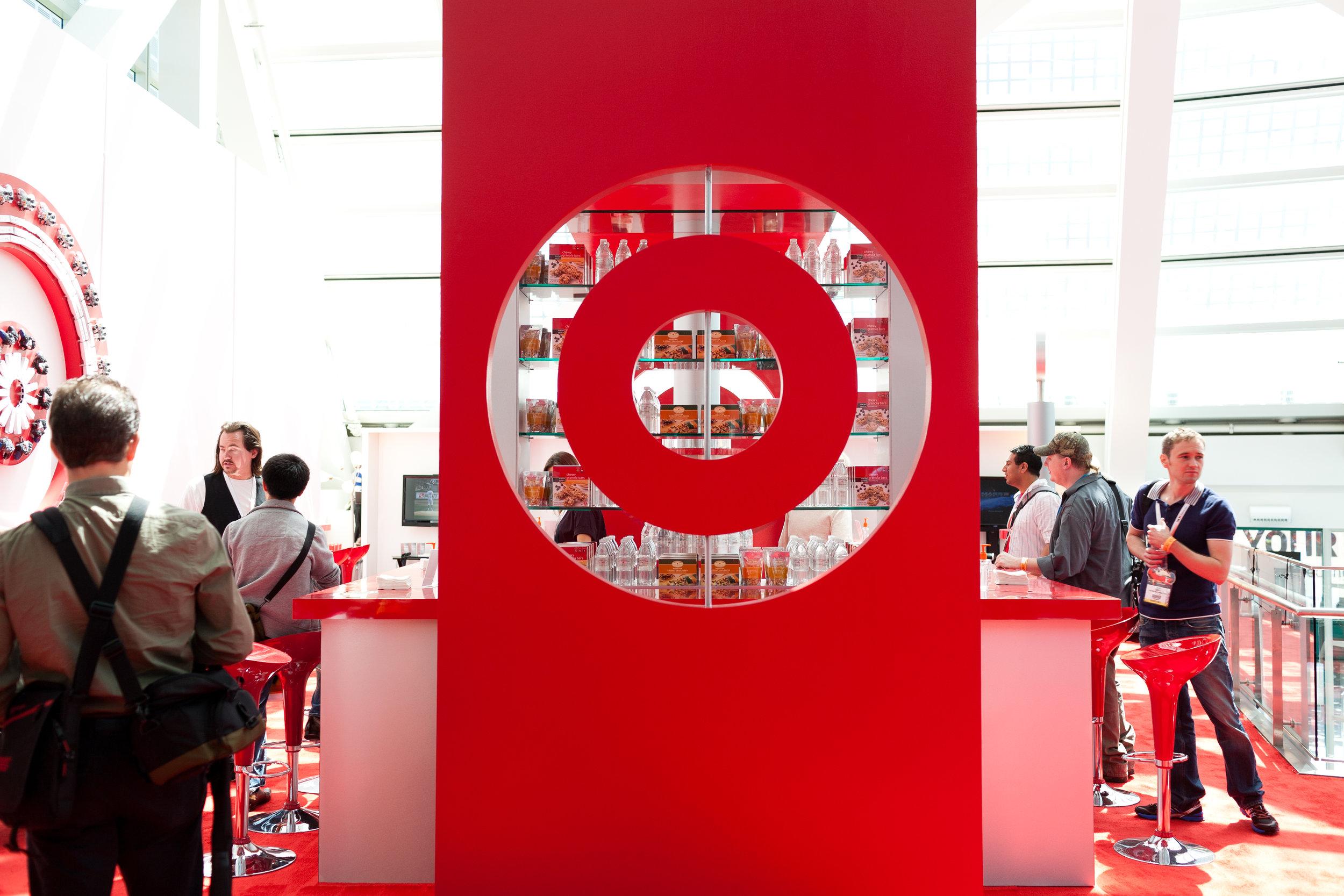 Amy Zaroff - E3 Target Event