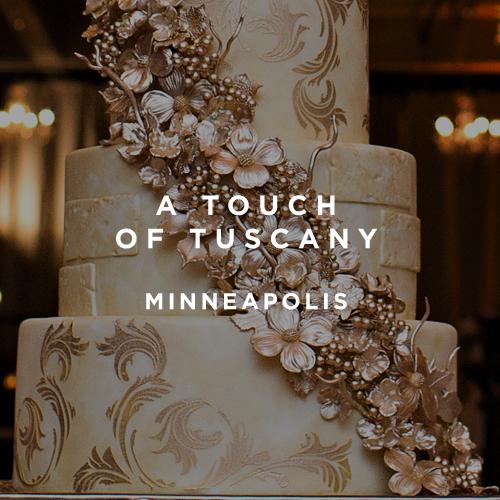 Amy Zaroff - Touch of Tuscany Wedding