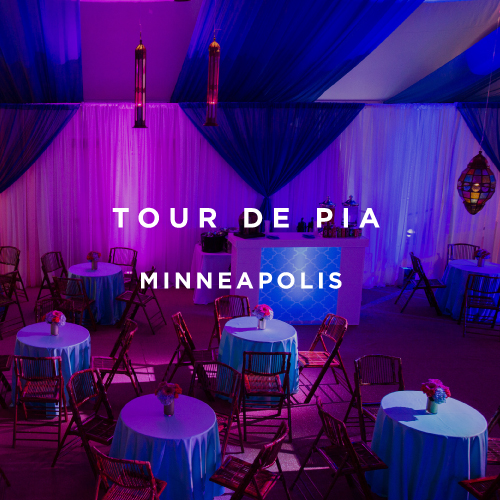Amy Zaroff - Tour de Pia