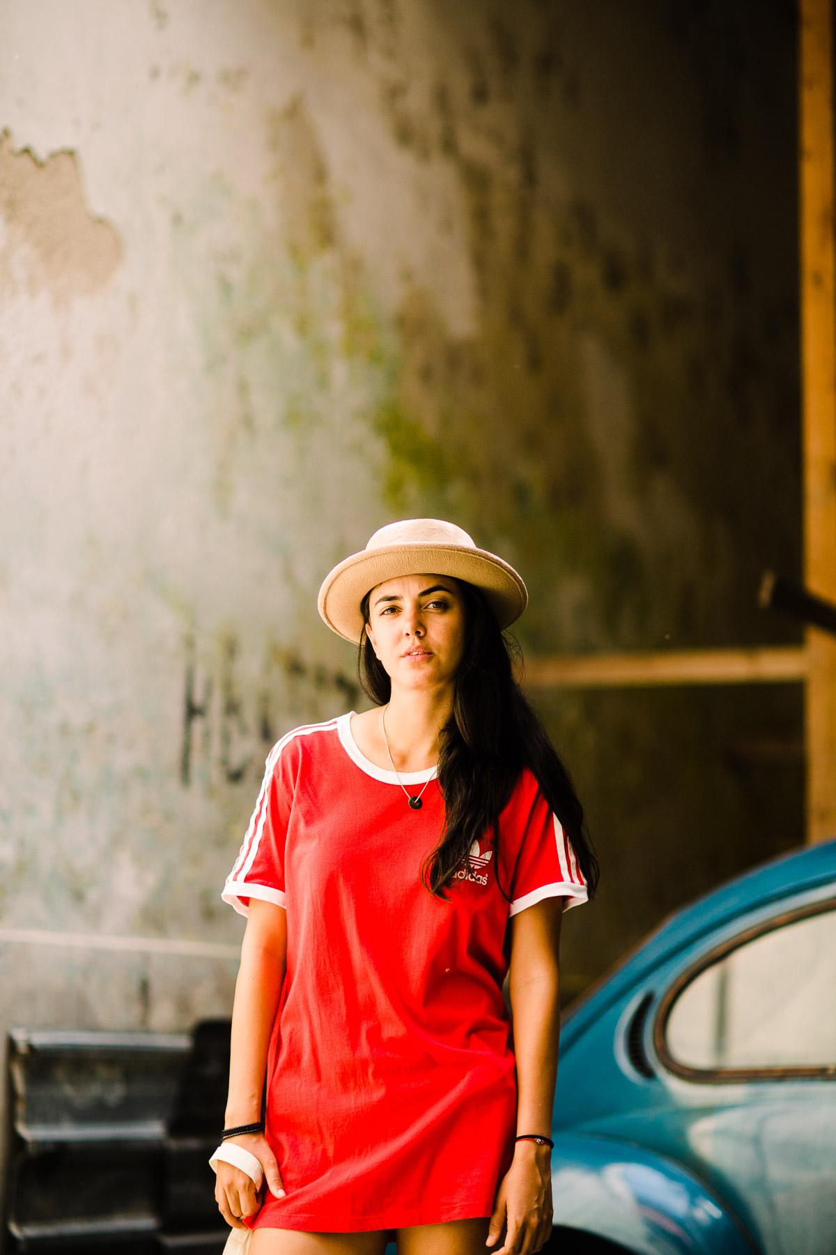 Pauza Cuban female dj Paula Fernandez
