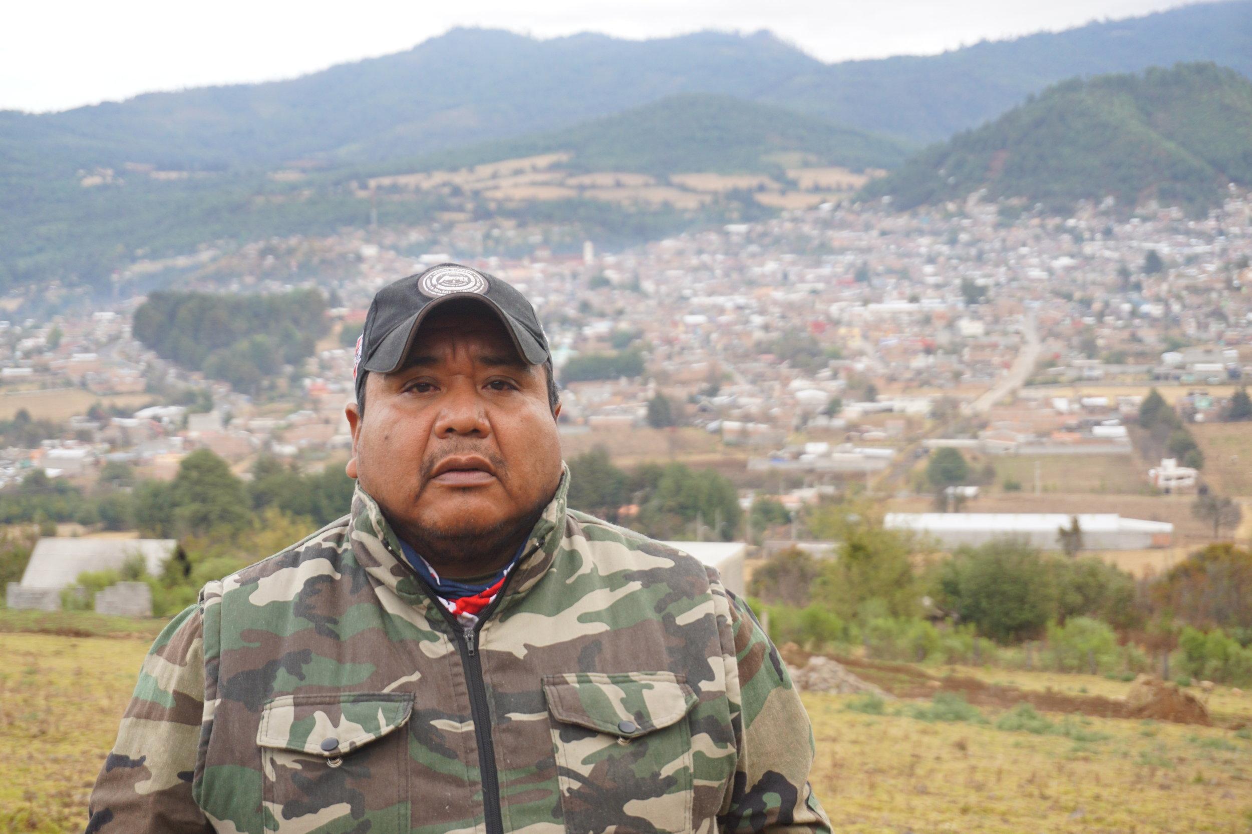 Samuel Chávez